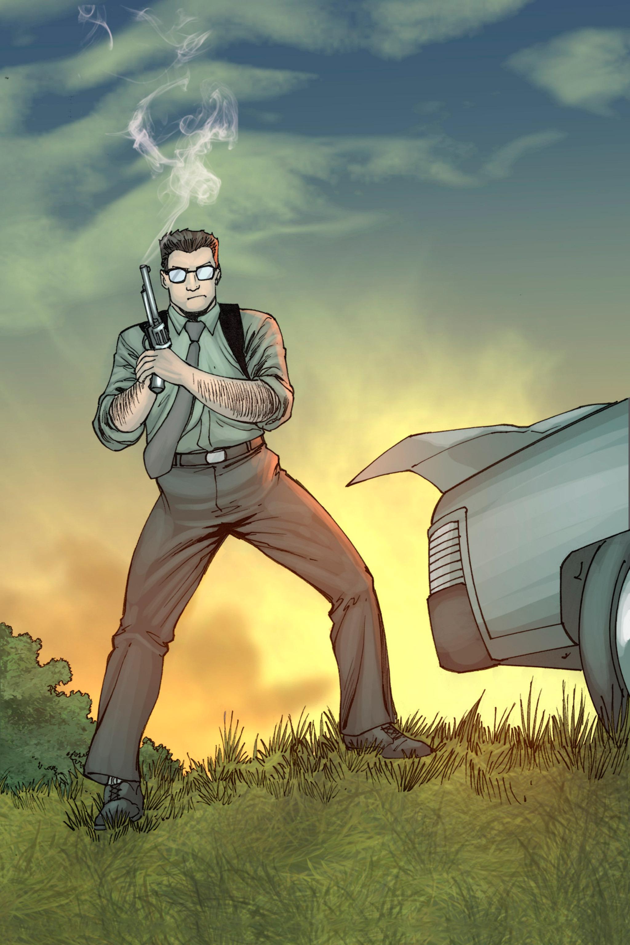 Read online Z-Men comic -  Issue #1 - 158