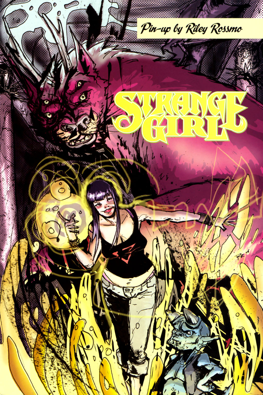Strange Girl Issue #9 #10 - English 29