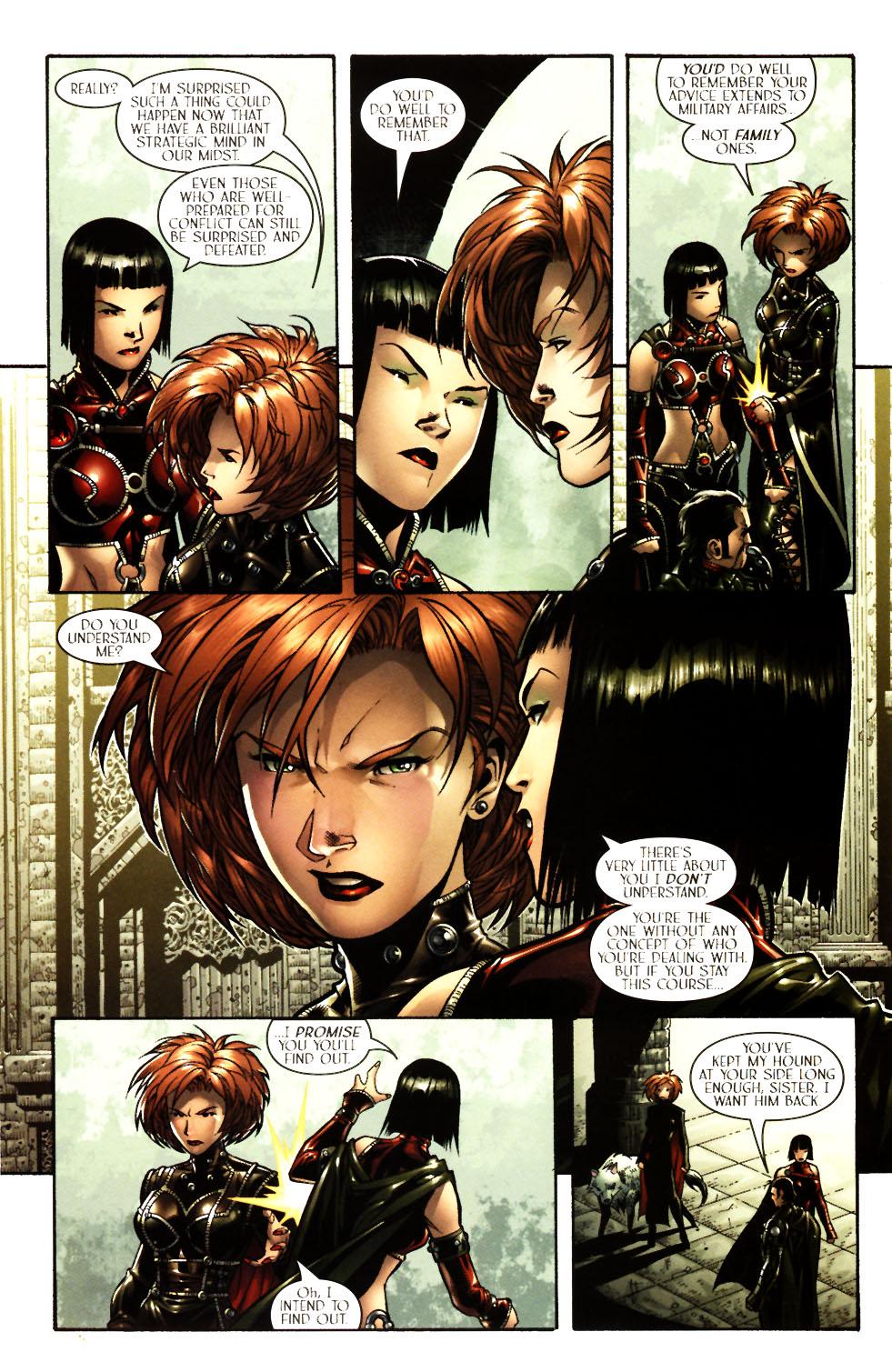 Read online Scion comic -  Issue #11 - 12
