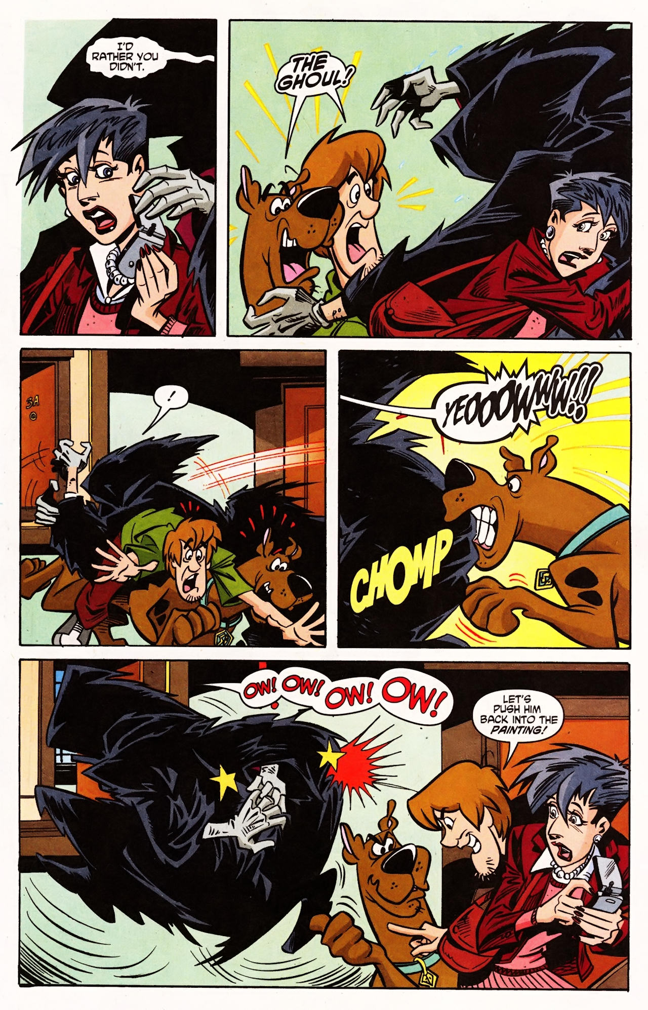 Read online Scooby-Doo (1997) comic -  Issue #140 - 14