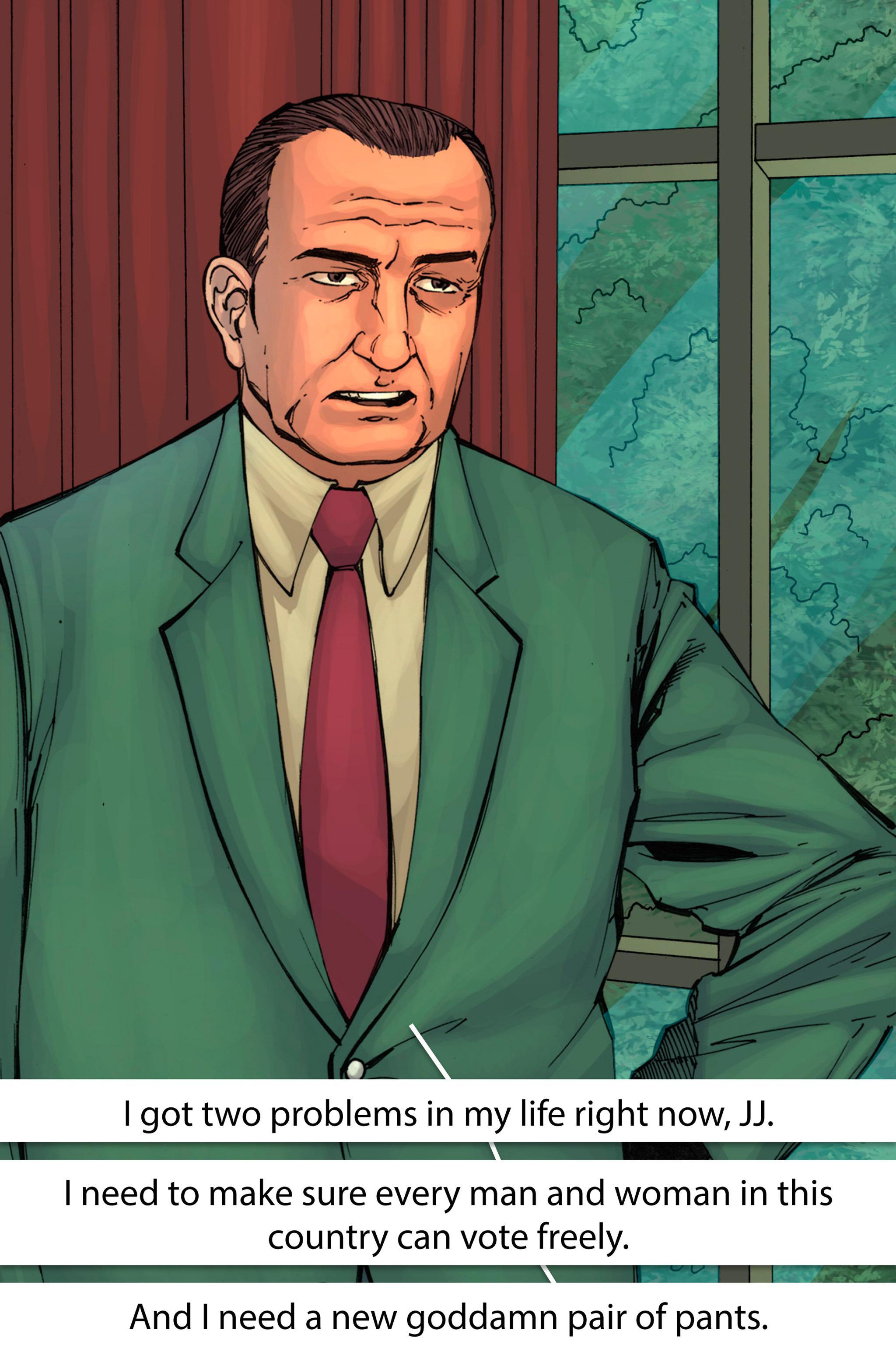 Read online Z-Men comic -  Issue #1 - 40