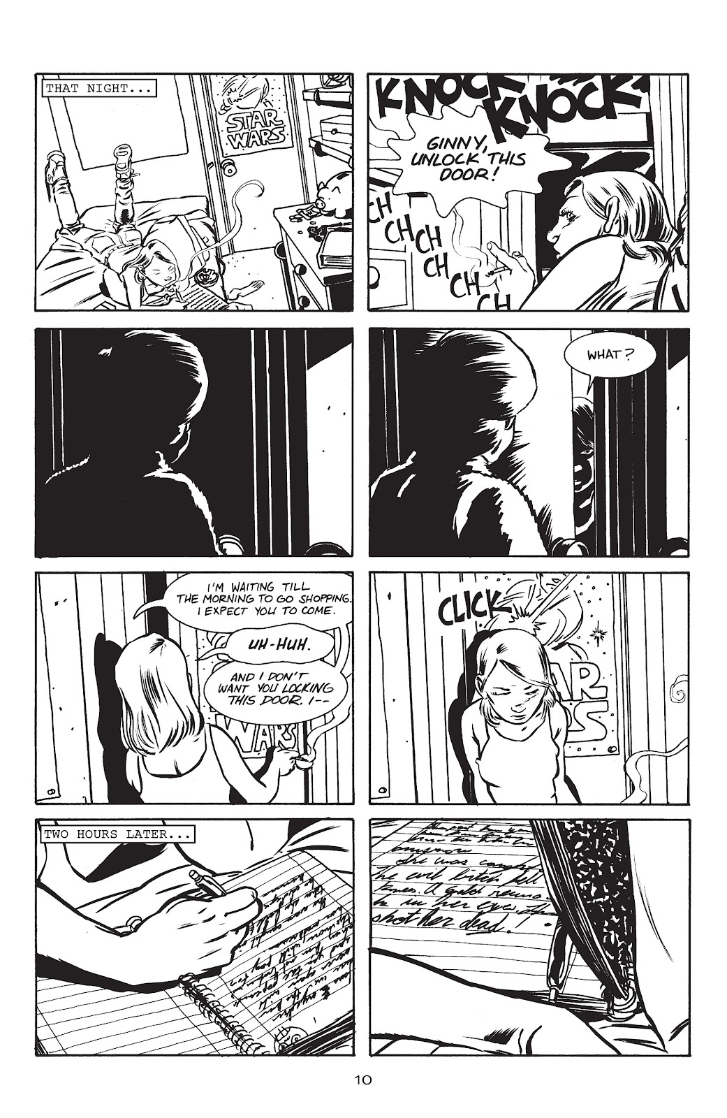 Stray Bullets Issue #7 #7 - English 12