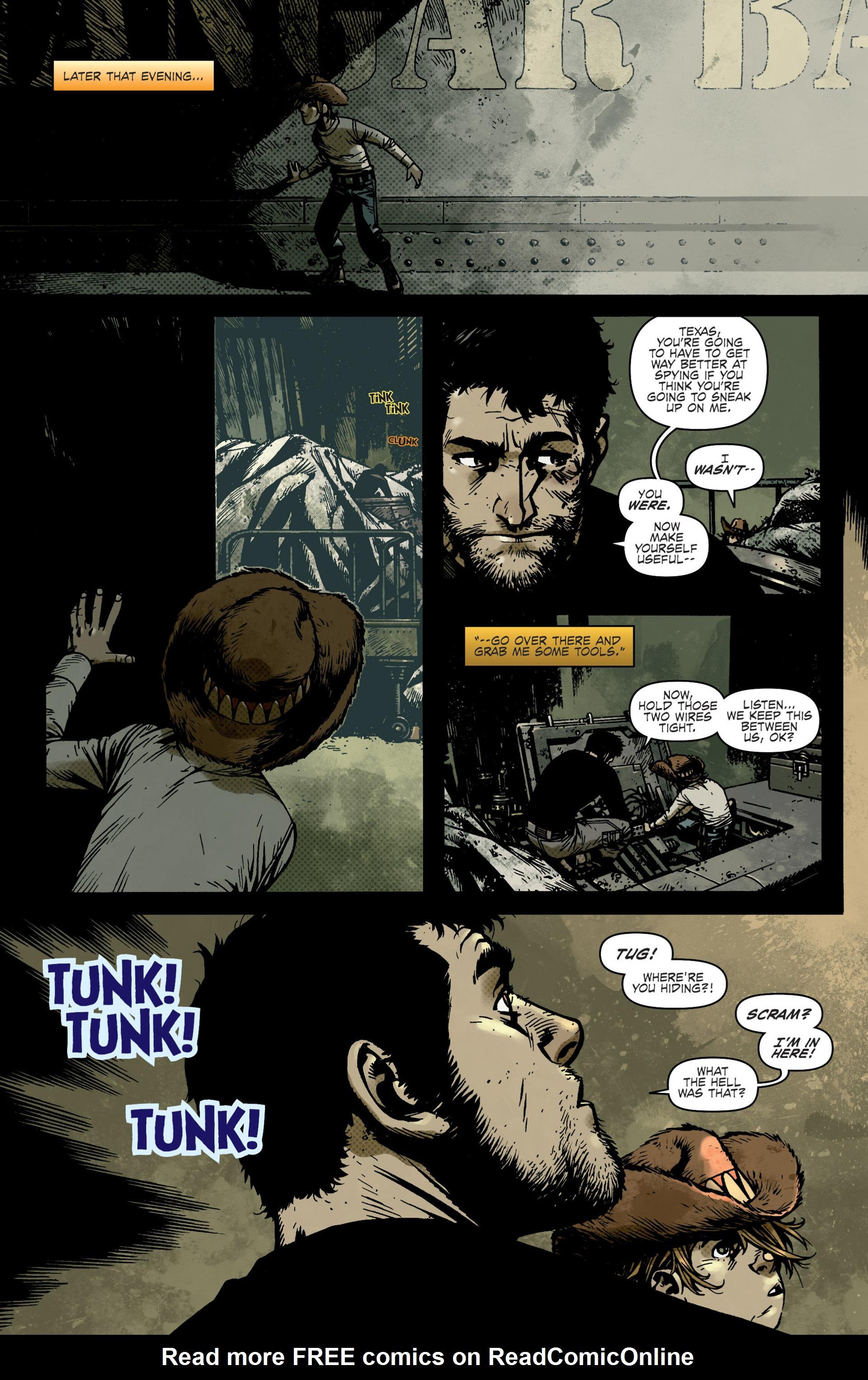 Wild Blue Yonder 3 Page 18