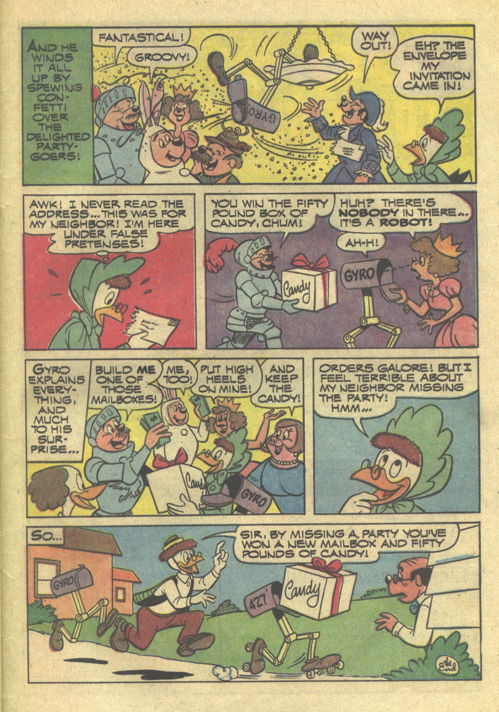 Uncle Scrooge (1953) Issue #103 #103 - English 33