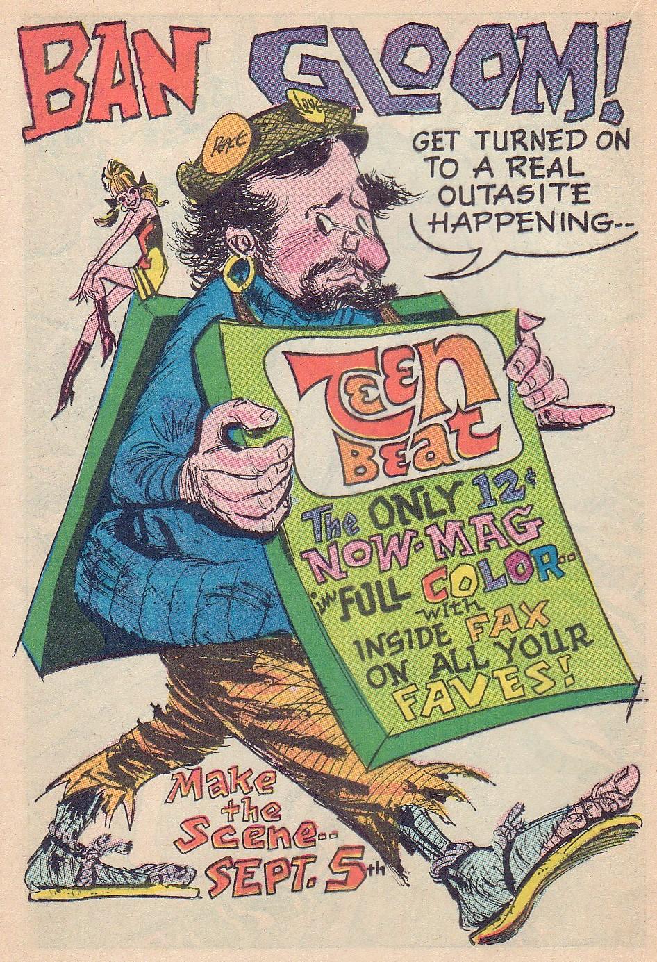 Read online Secret Hearts comic -  Issue #124 - 16