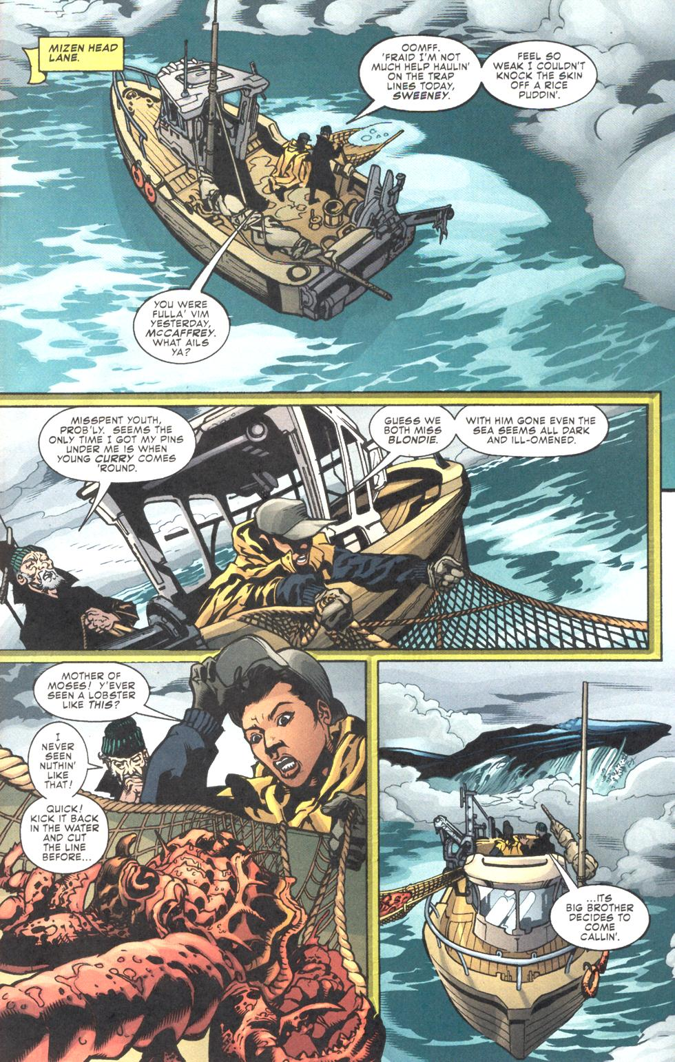 Aquaman (2003) Issue #11 #11 - English 2