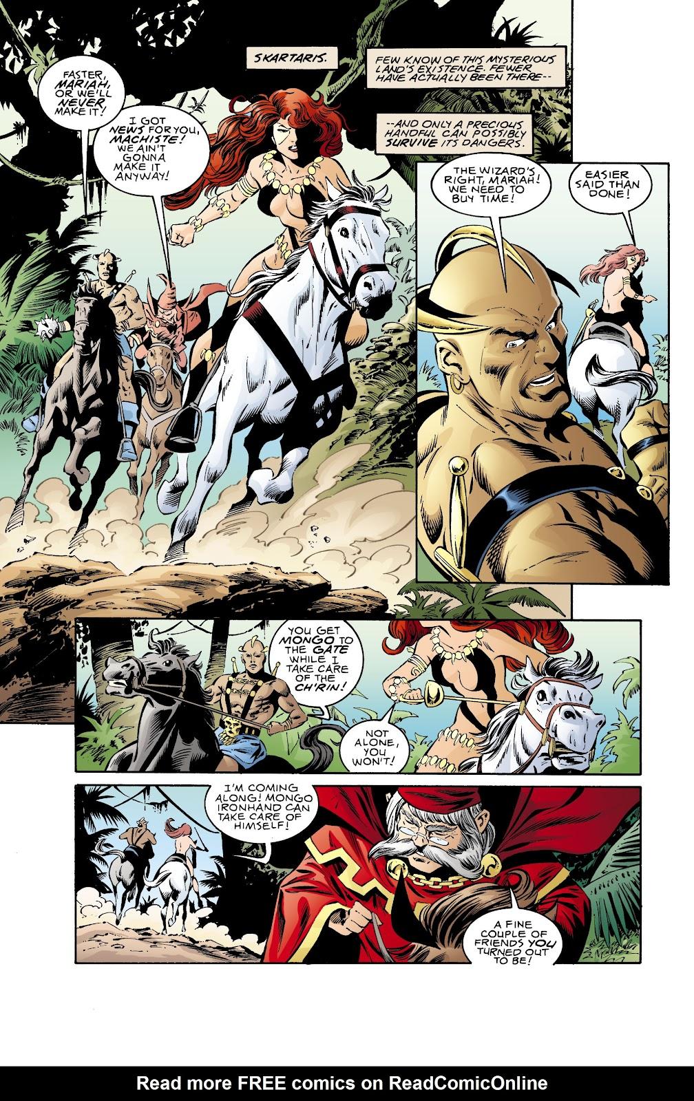 Aquaman (1994) Issue #71 #77 - English 2