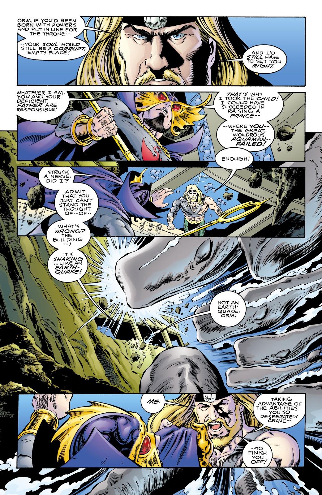 Aquaman (1994) Issue #68 #74 - English 17