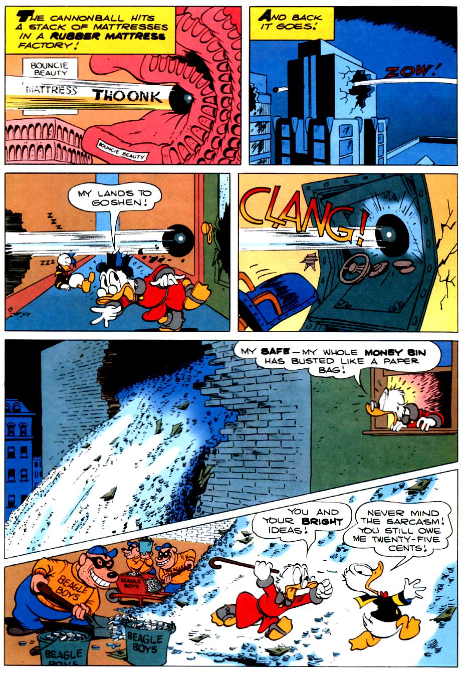 Uncle Scrooge (1953) Issue #319 #319 - English 52