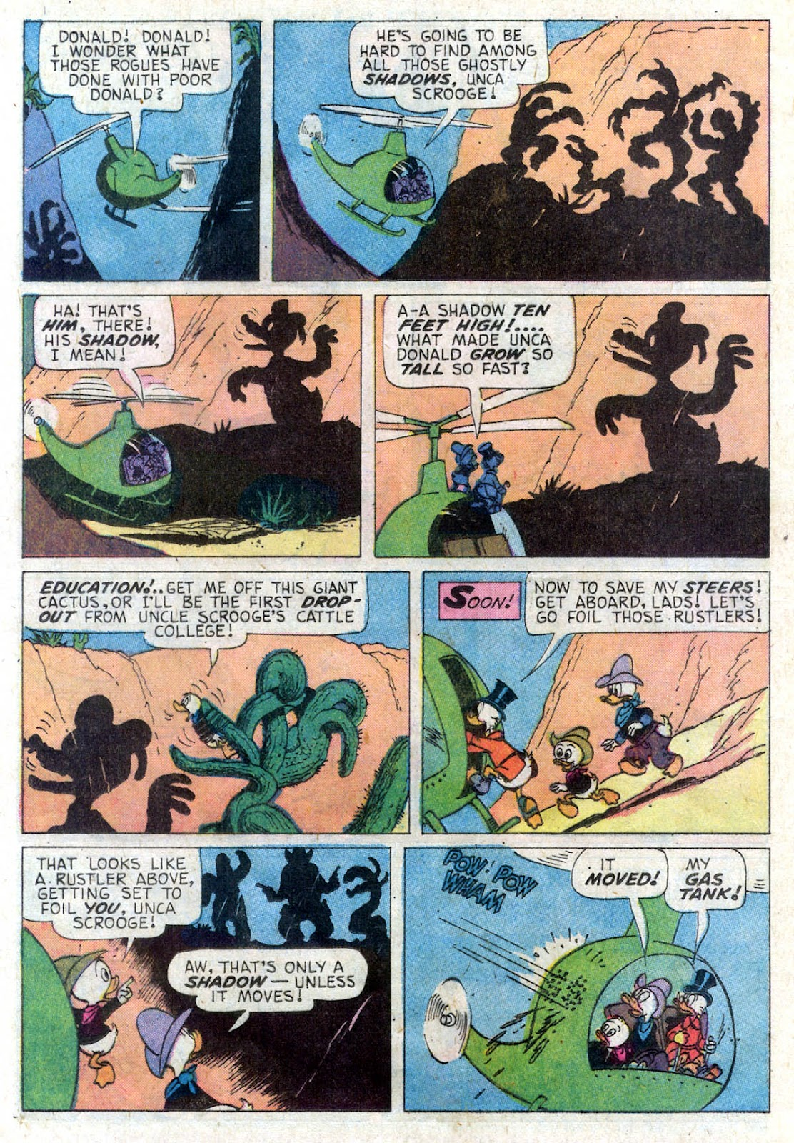 Uncle Scrooge (1953) Issue #126 #126 - English 12