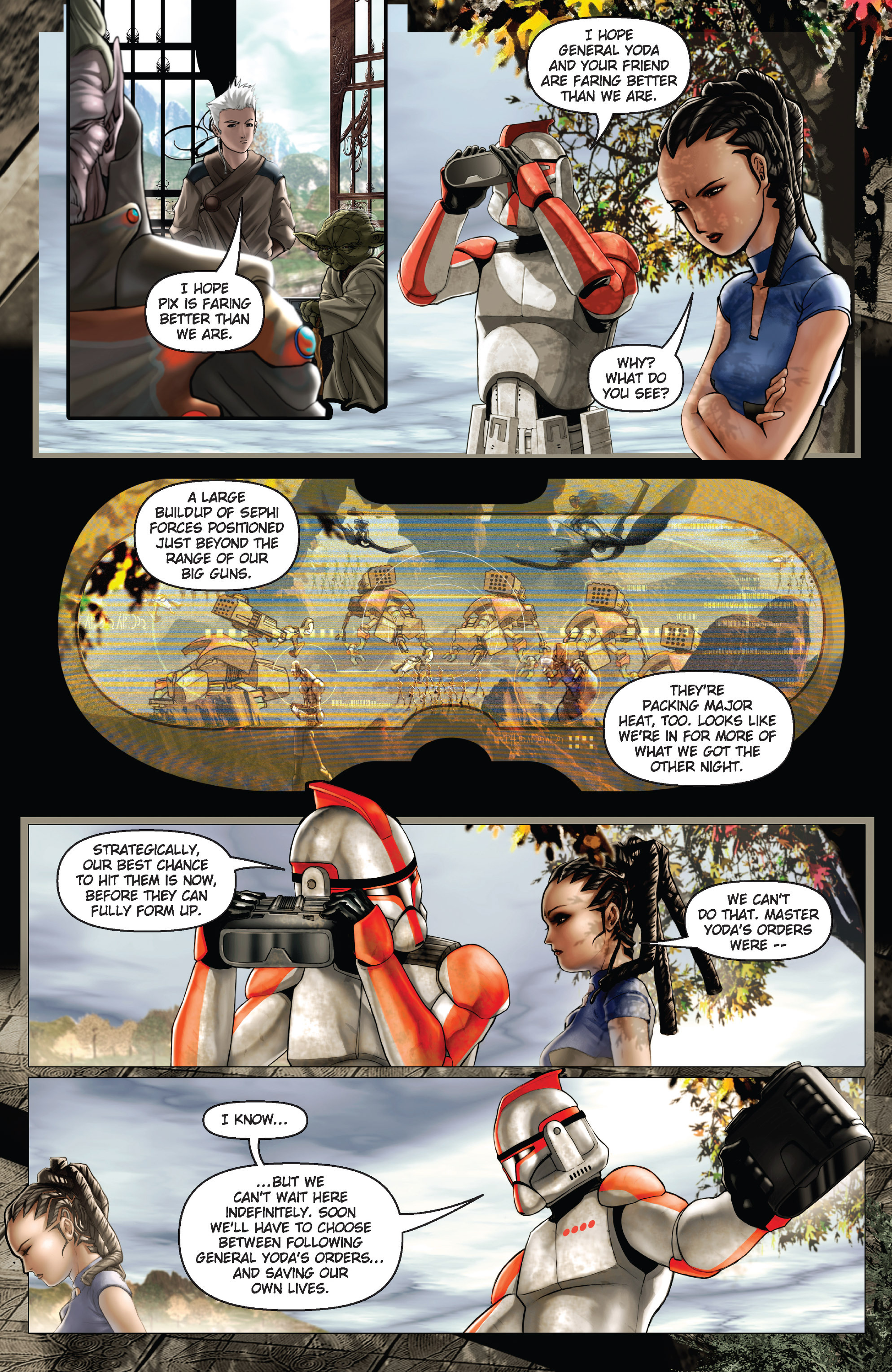 Star Wars Legends Epic Collection: The Clone Wars chap 2 pic 166