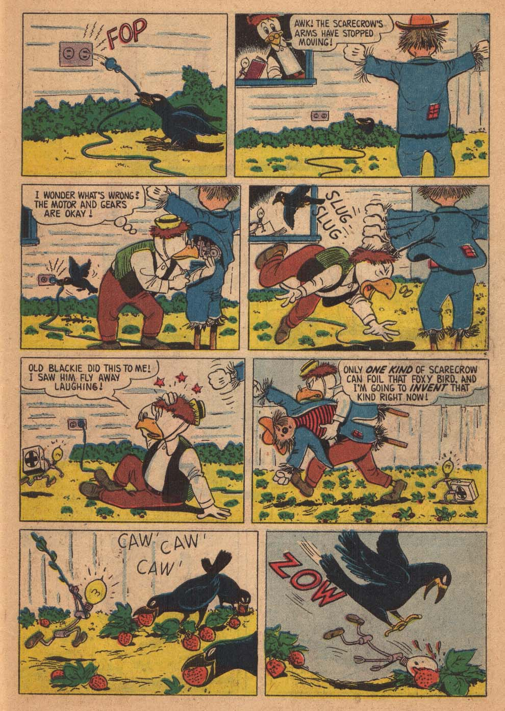 Uncle Scrooge (1953) #21 #384 - English 31