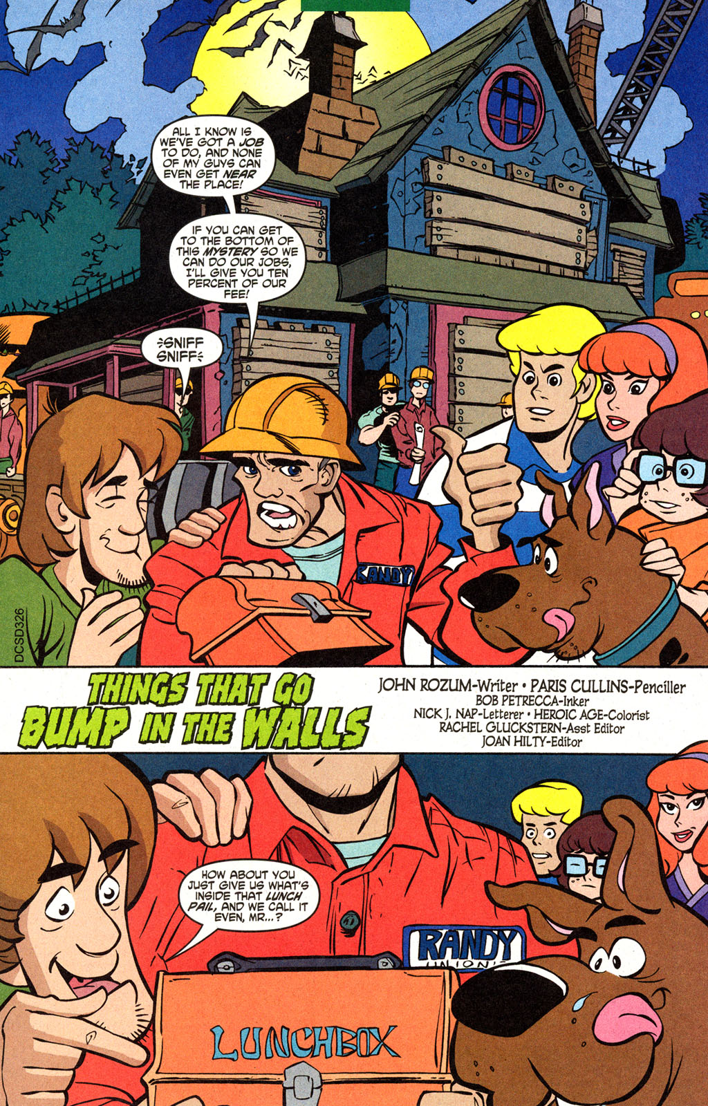 Read online Scooby-Doo (1997) comic -  Issue #99 - 12