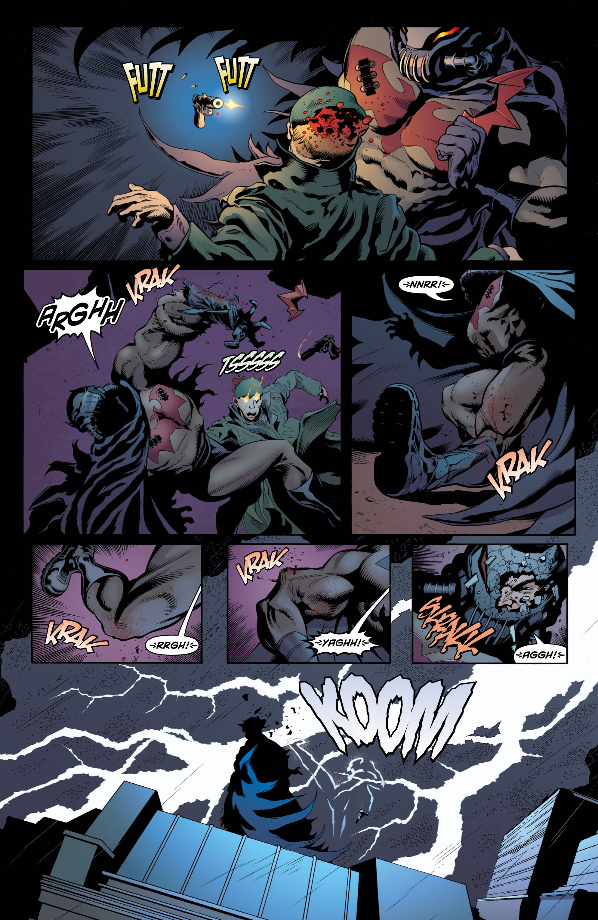 Batman and Robin (2011) chap 1 pic 8