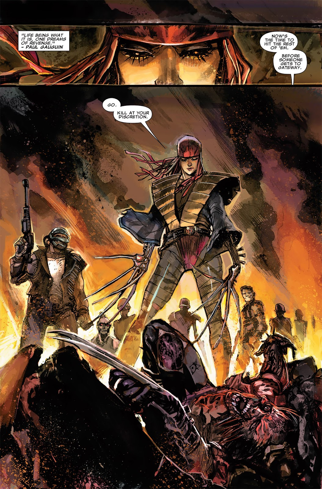 Uncanny X-Force (2010) Issue #5.1 #6 - English 3