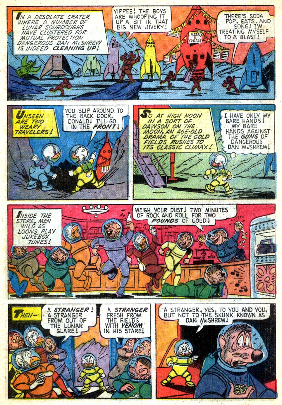 Uncle Scrooge (1953) Issue #49 #49 - English 16