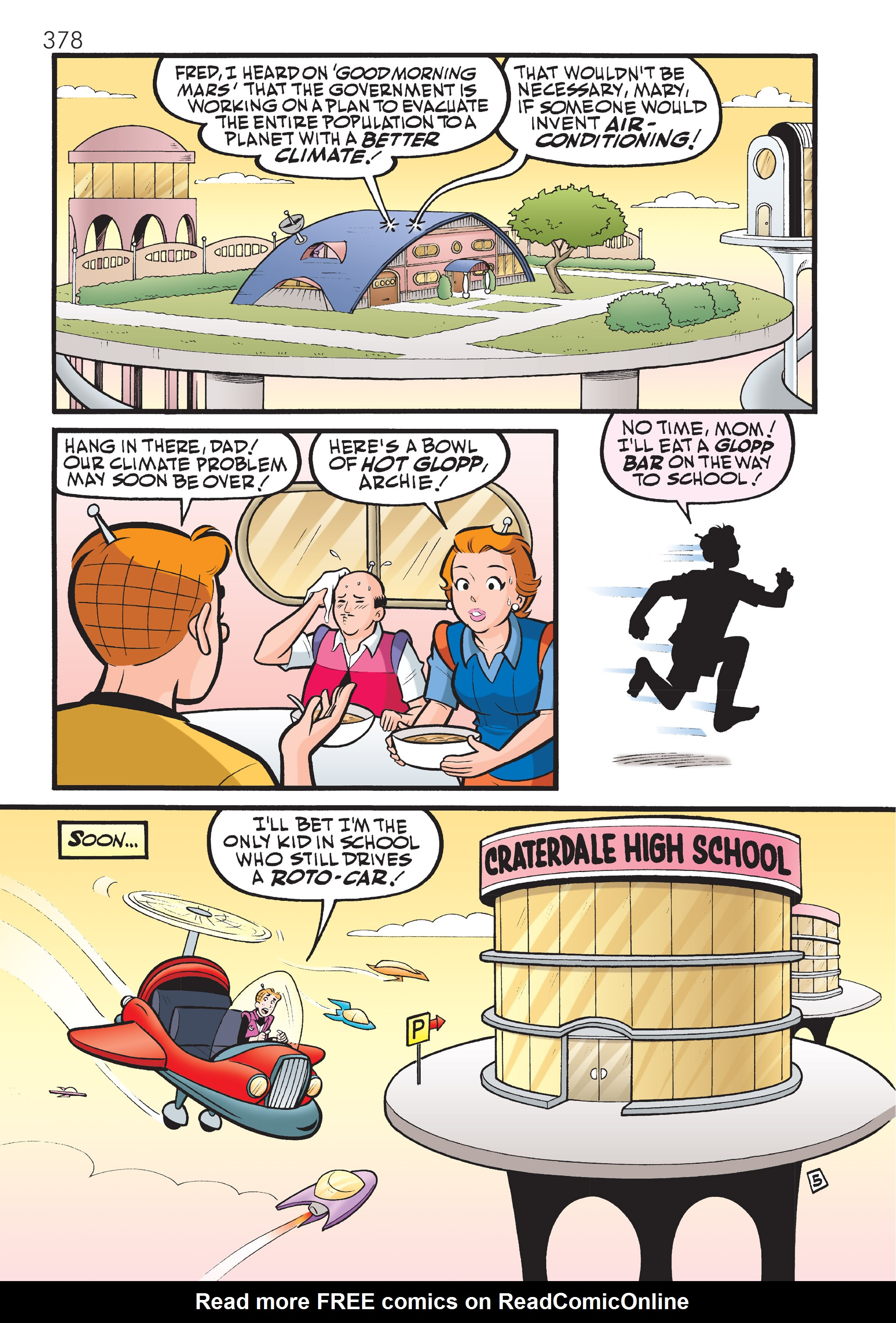 Read online The Best of Archie Comics comic -  Issue # TPB 4 (Part 2) - 168