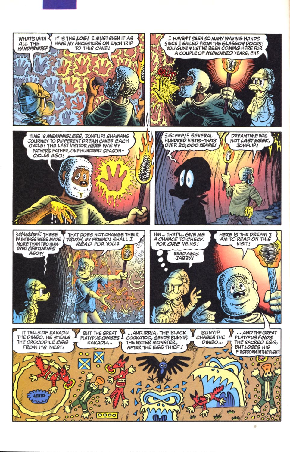Uncle Scrooge (1953) Issue #291 #291 - English 8