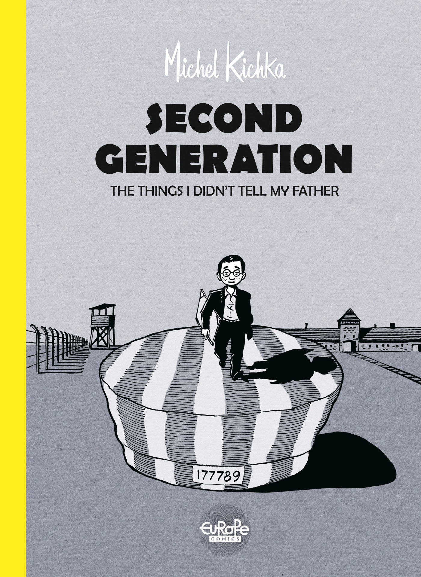 Read online Second Generation - The Things I Didn't Tell My Father comic -  Issue # Full - 1