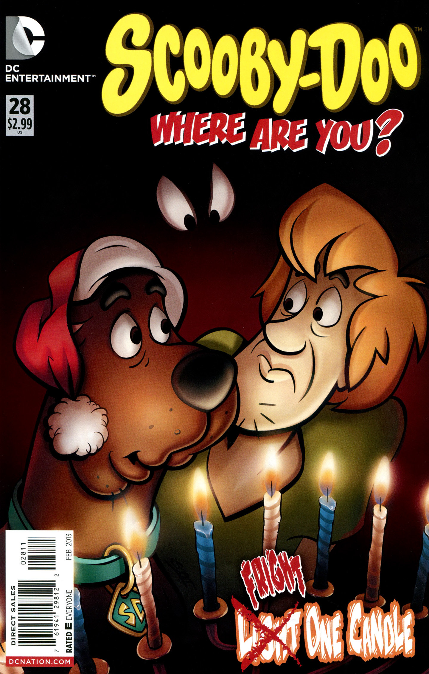 Read online Scooby-Doo: Where Are You? comic -  Issue #28 - 1