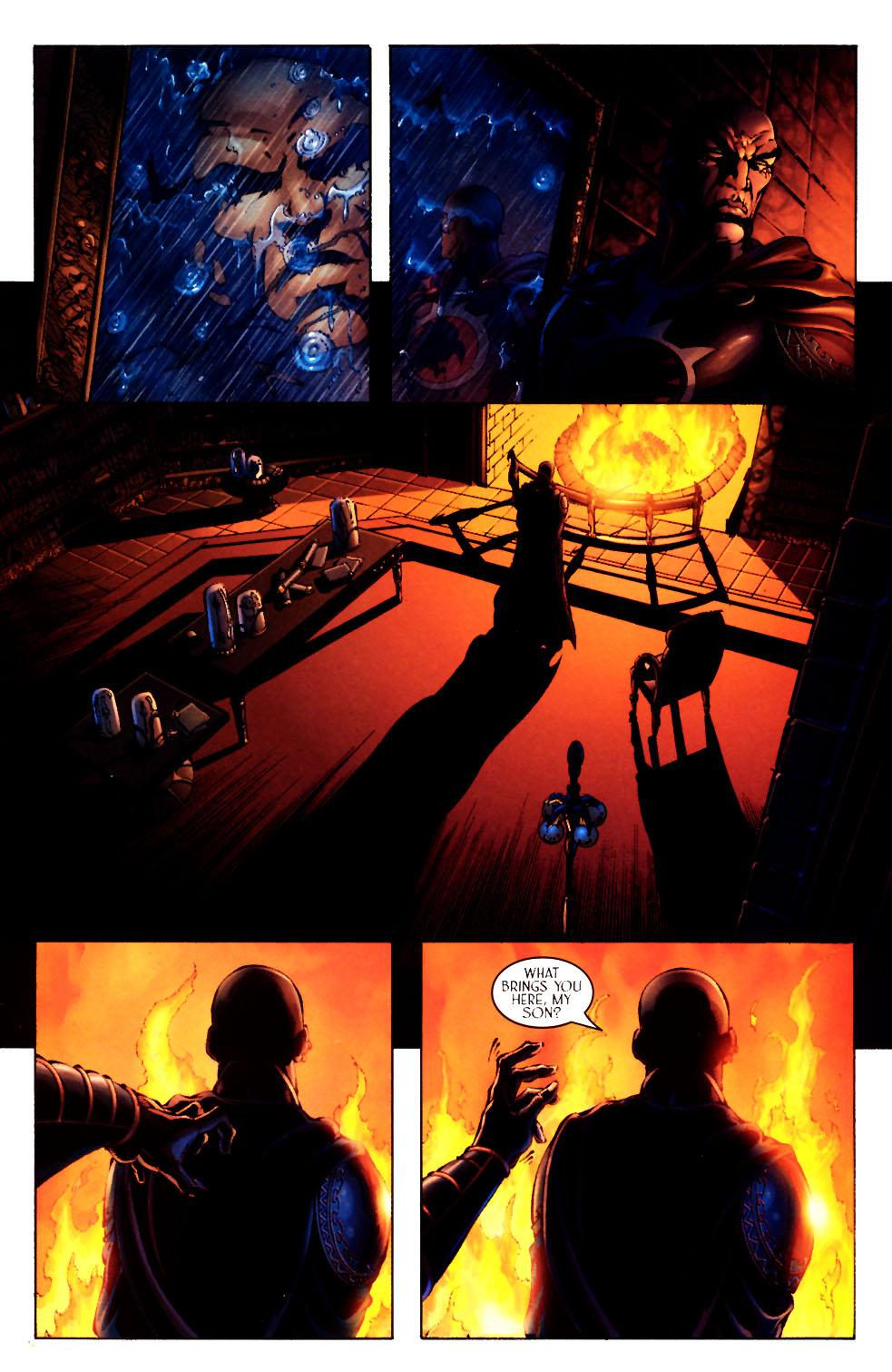 Read online Scion comic -  Issue #12 - 7