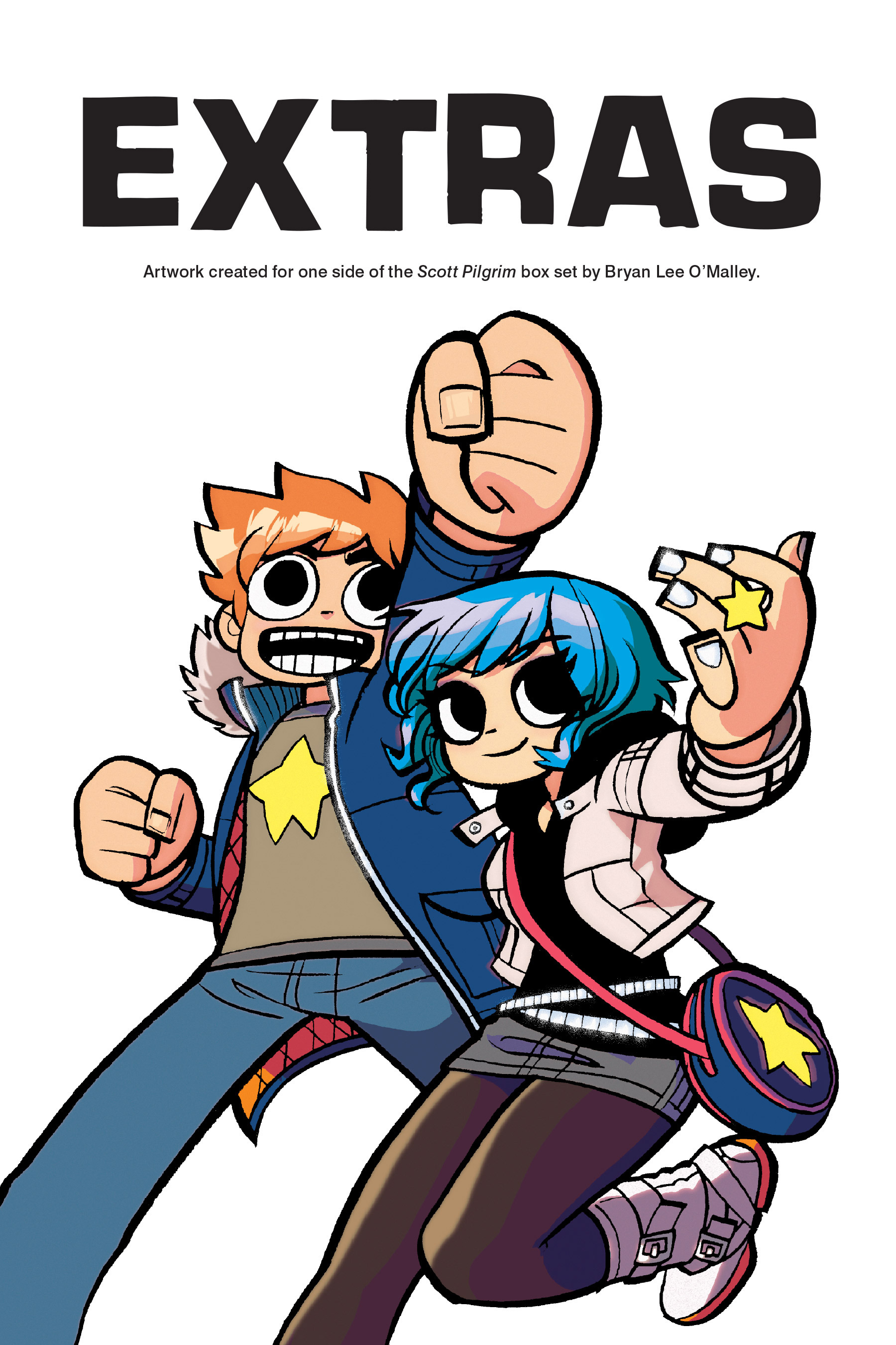 Read online Scott Pilgrim comic -  Issue #6 - 247