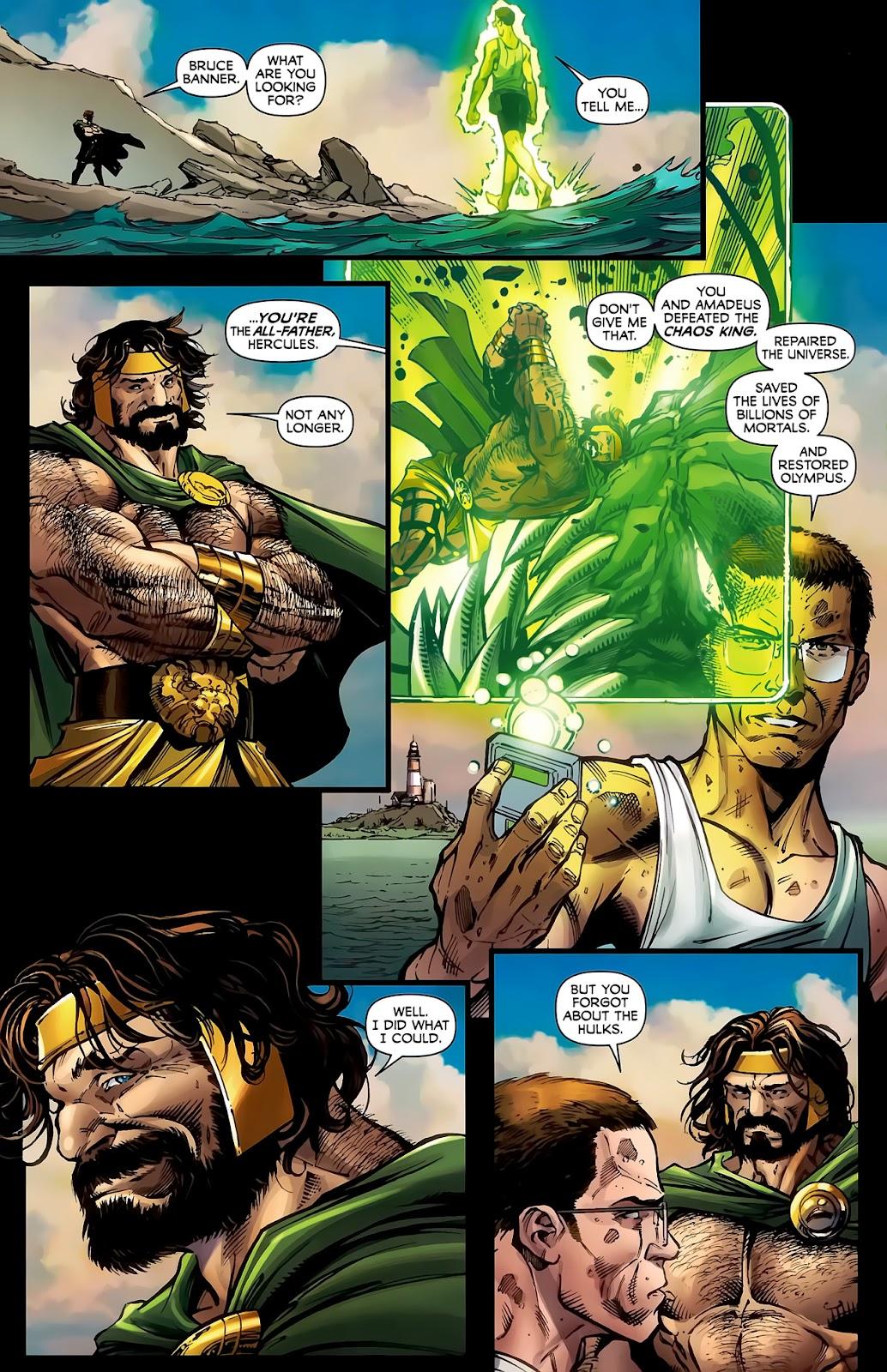 Incredible Hulks (2010) Issue #621 #11 - English 9