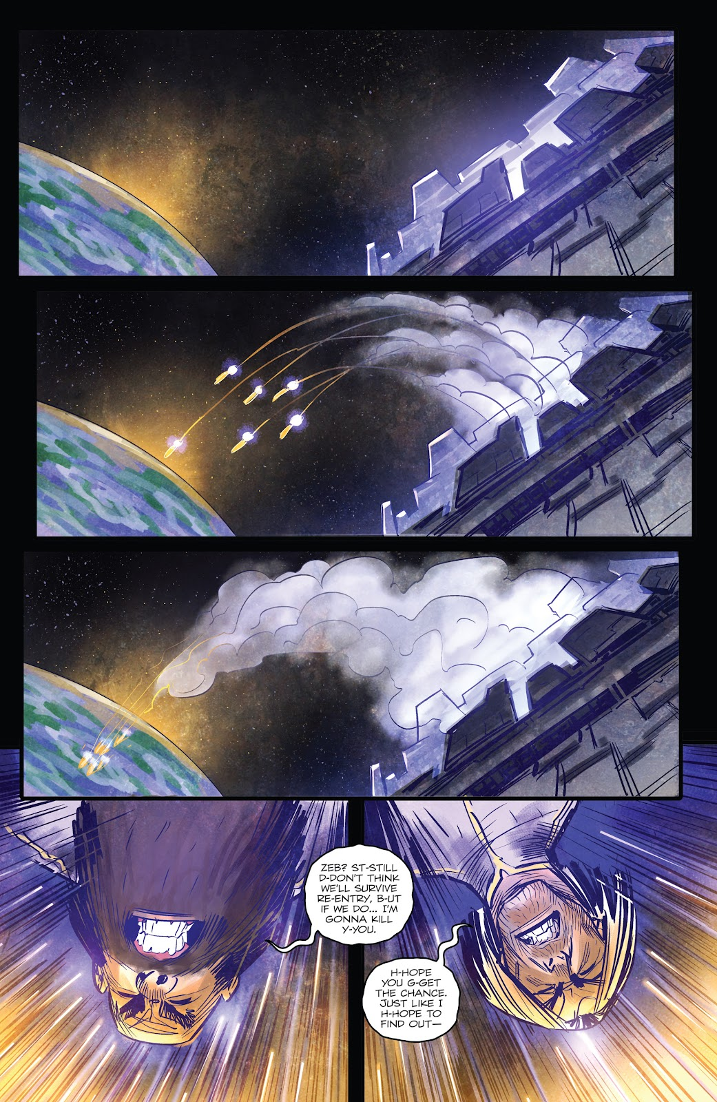 Zombies vs Robots (2015) Issue #2 Page 9