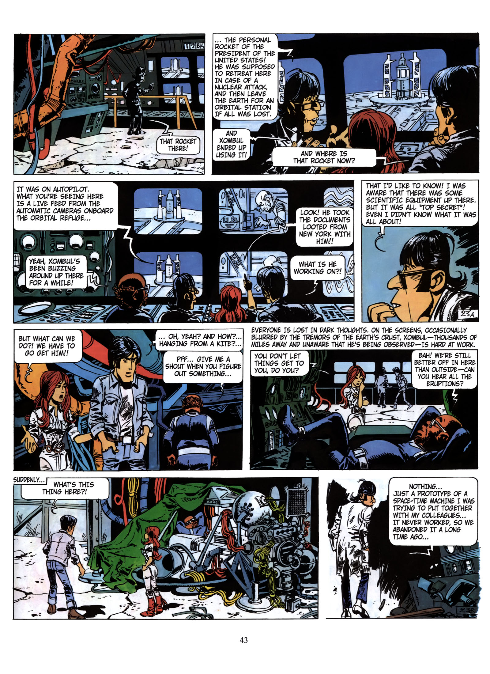 Valerian and Laureline #1 #23 - English 49