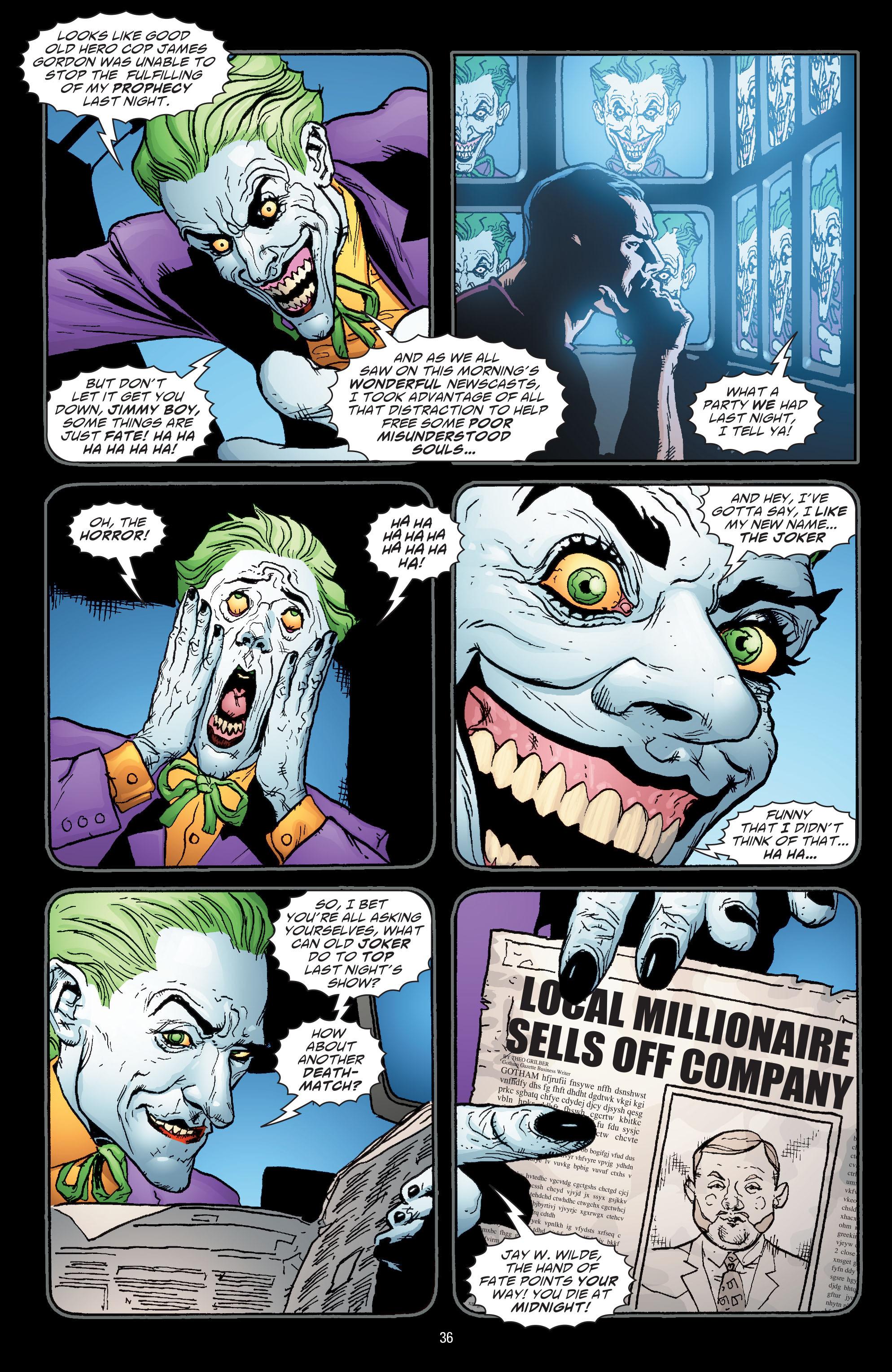 Batman: The Man Who Laughs chap 1 pic 37