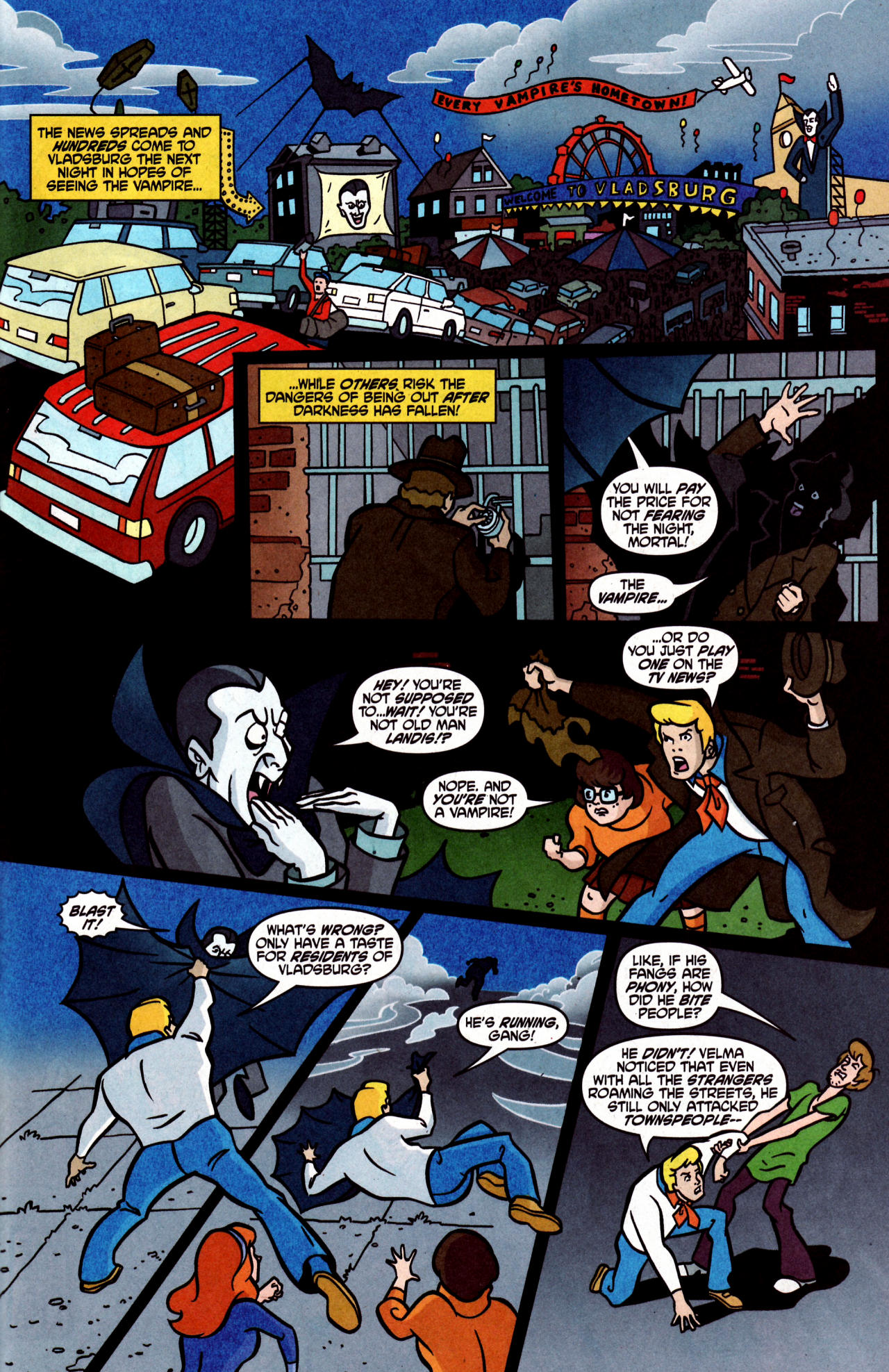 Read online Scooby-Doo (1997) comic -  Issue #128 - 20