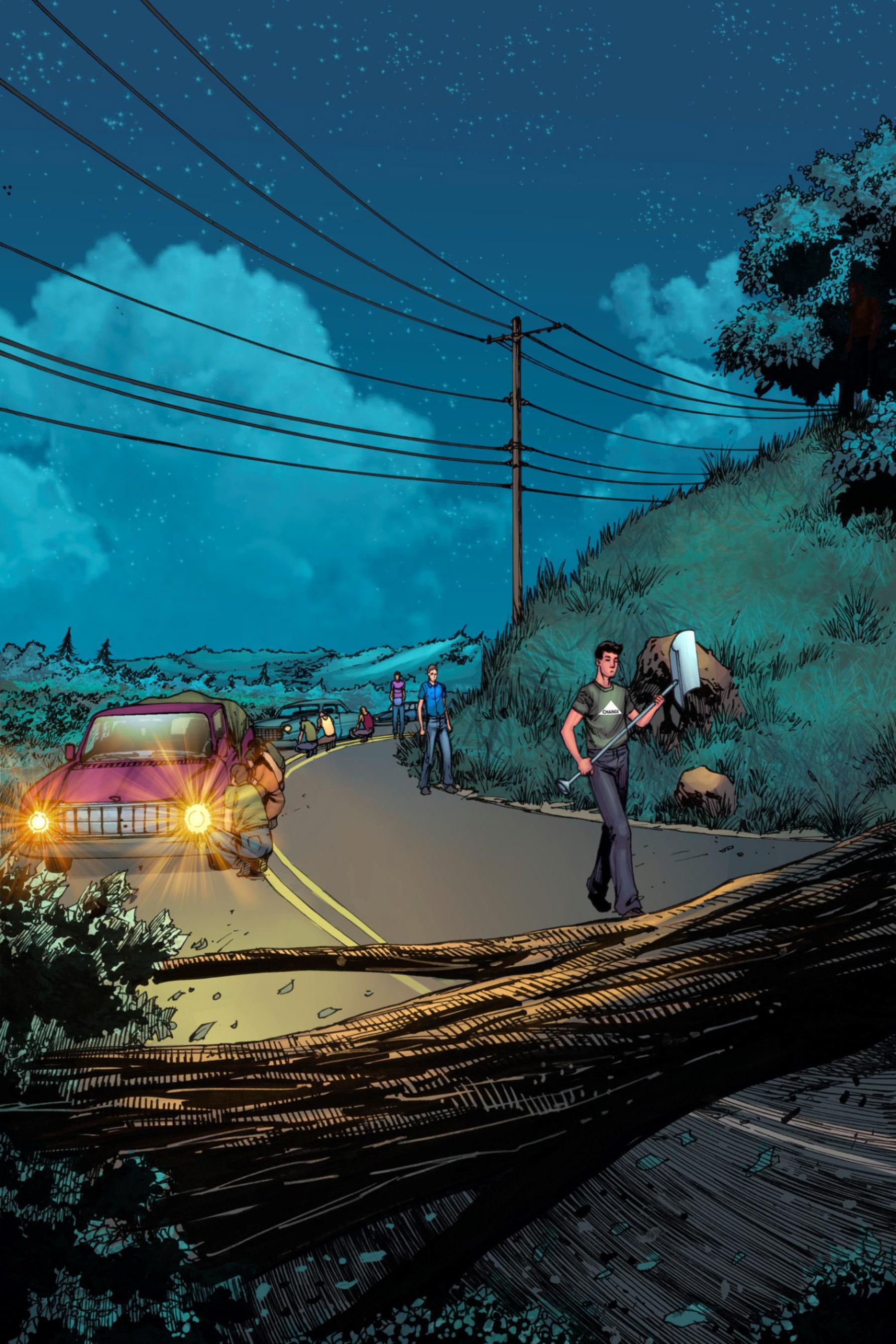 Read online Z-Men comic -  Issue #3 - 31