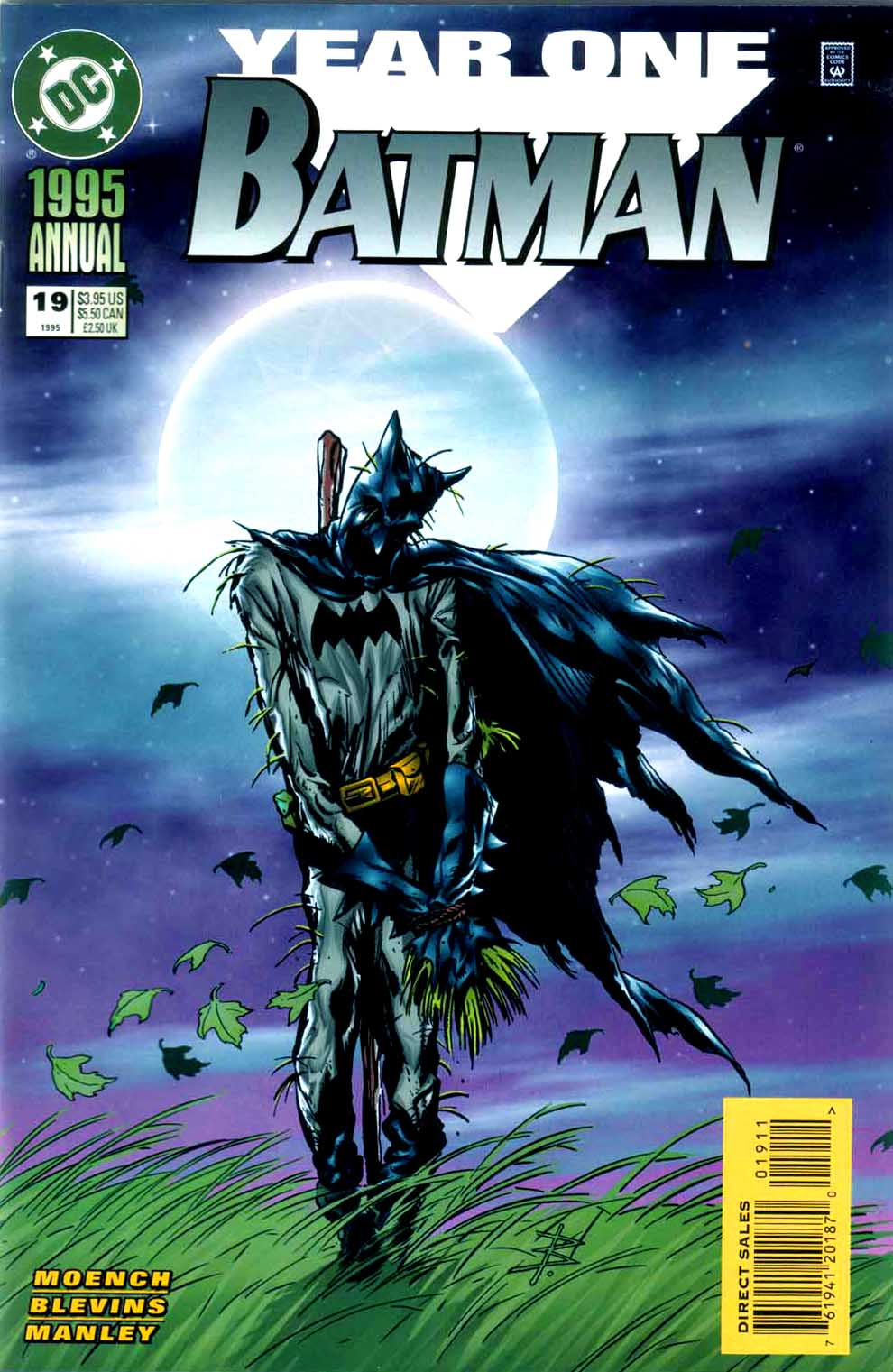Batman (1940) _Annual_19 Page 1