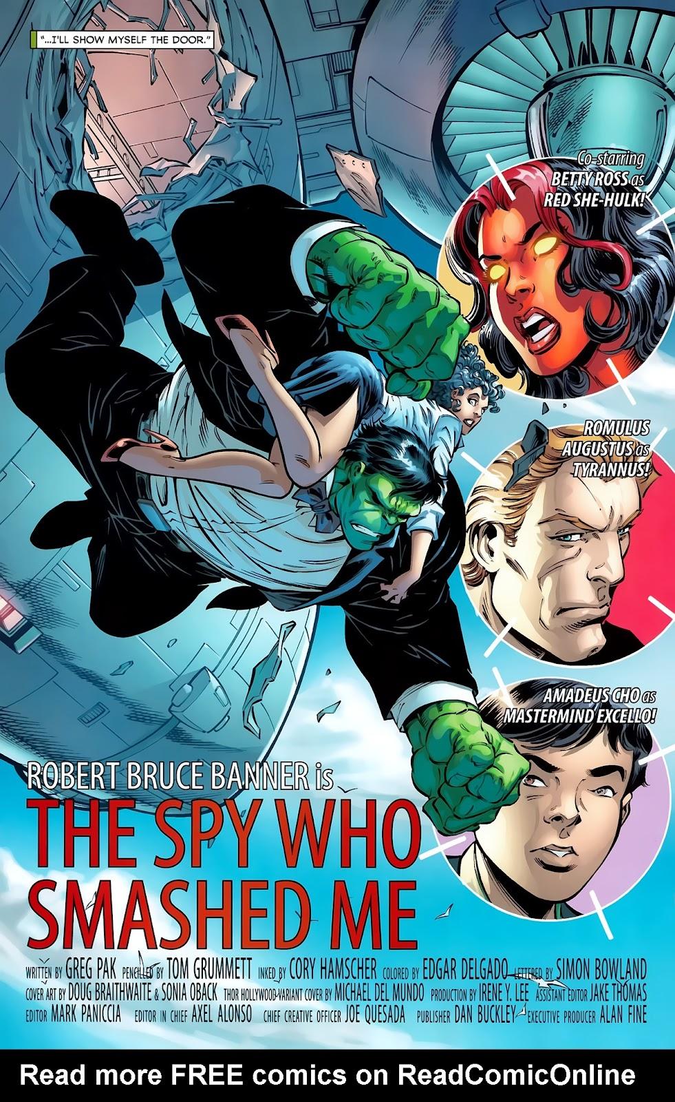 Incredible Hulks (2010) Issue #627 #17 - English 8