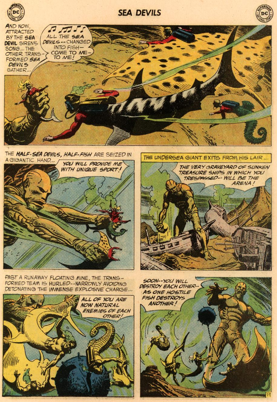 Read online Sea Devils comic -  Issue #8 - 28