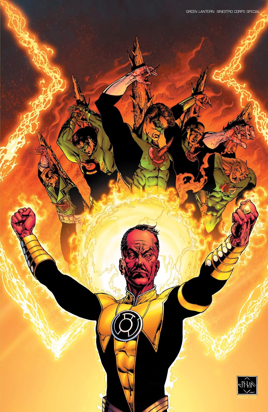 Green Lantern: The Sinestro Corps War Full #1 - English 5