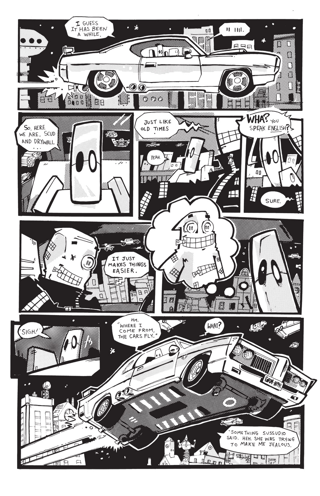 Read online Scud: The Disposable Assassin: The Whole Shebang comic -  Issue # TPB (Part 4) - 43