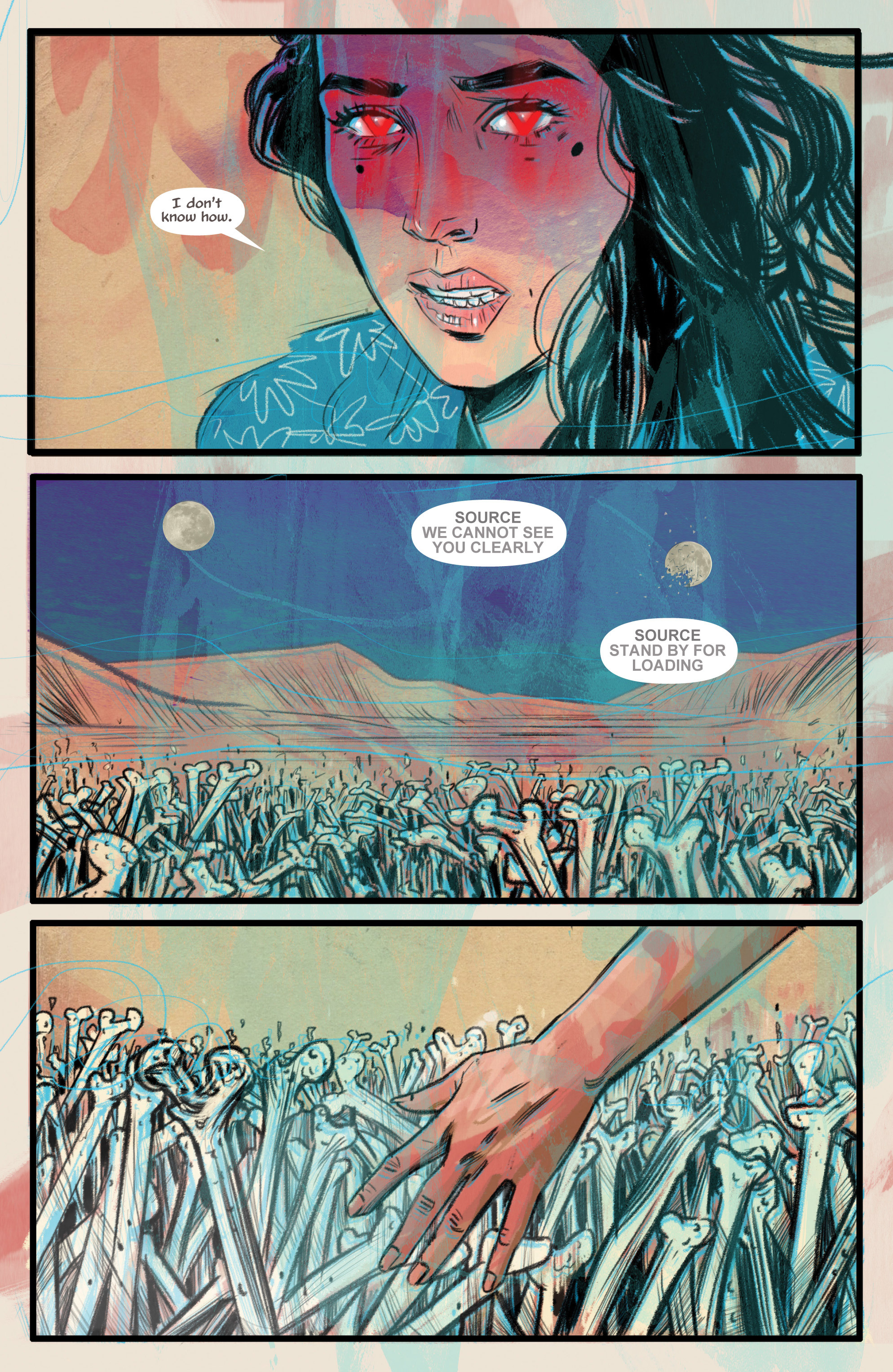 Read online Supreme Blue Rose comic -  Issue #4 - 20