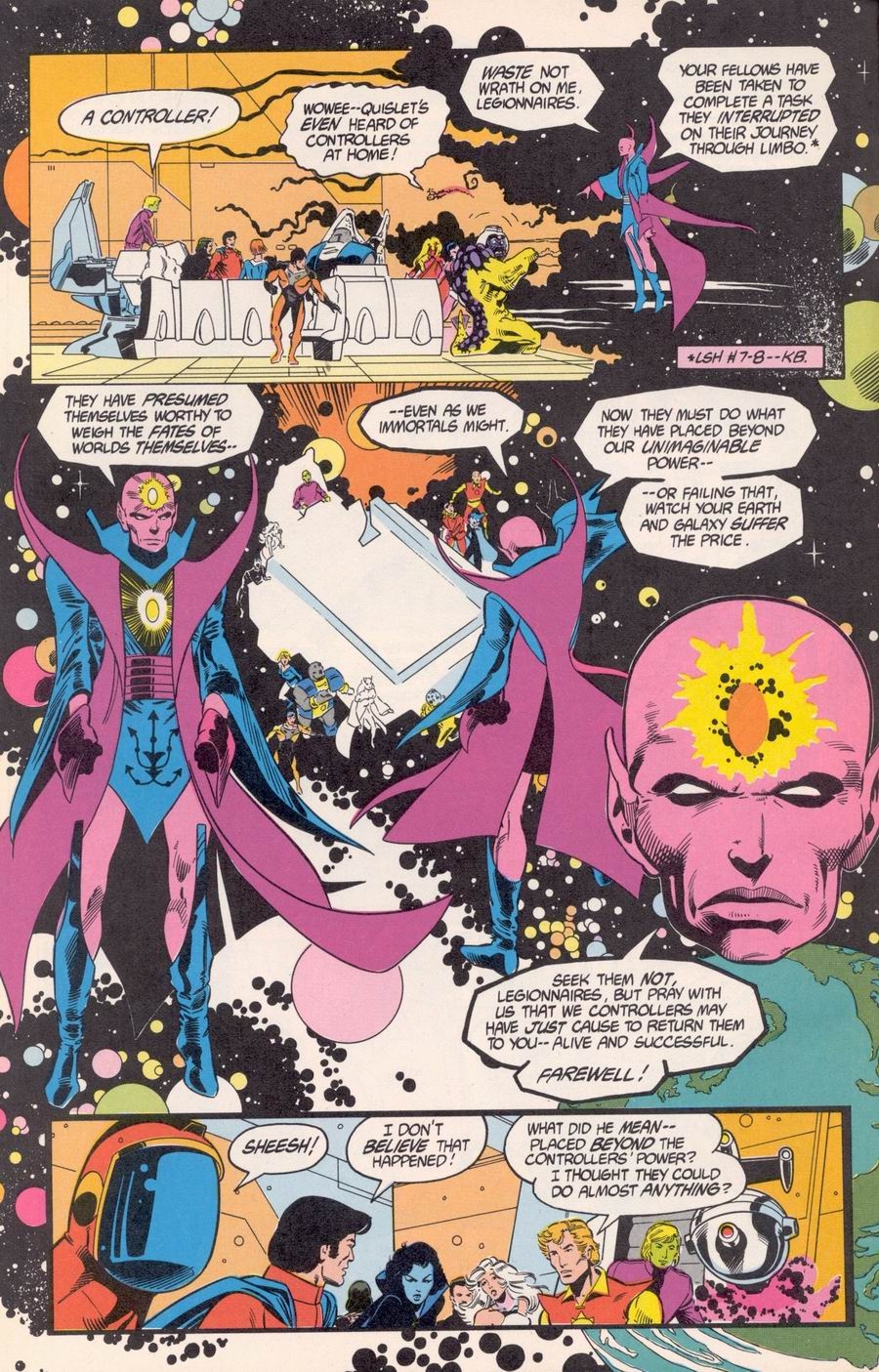Tales of the Legion Issue #344 #31 - English 9
