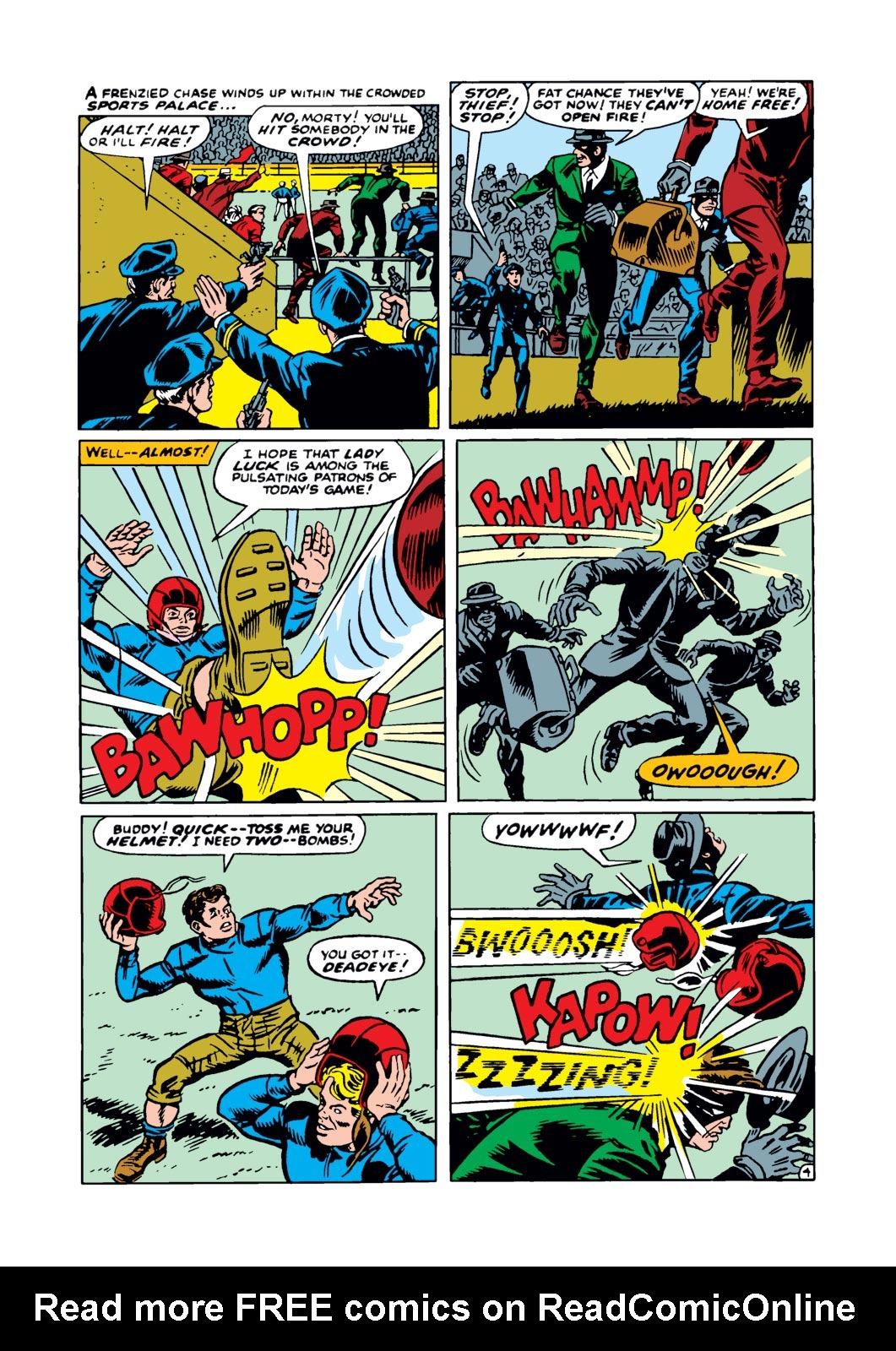 Amazing Adventures (1970) 17 Page 11