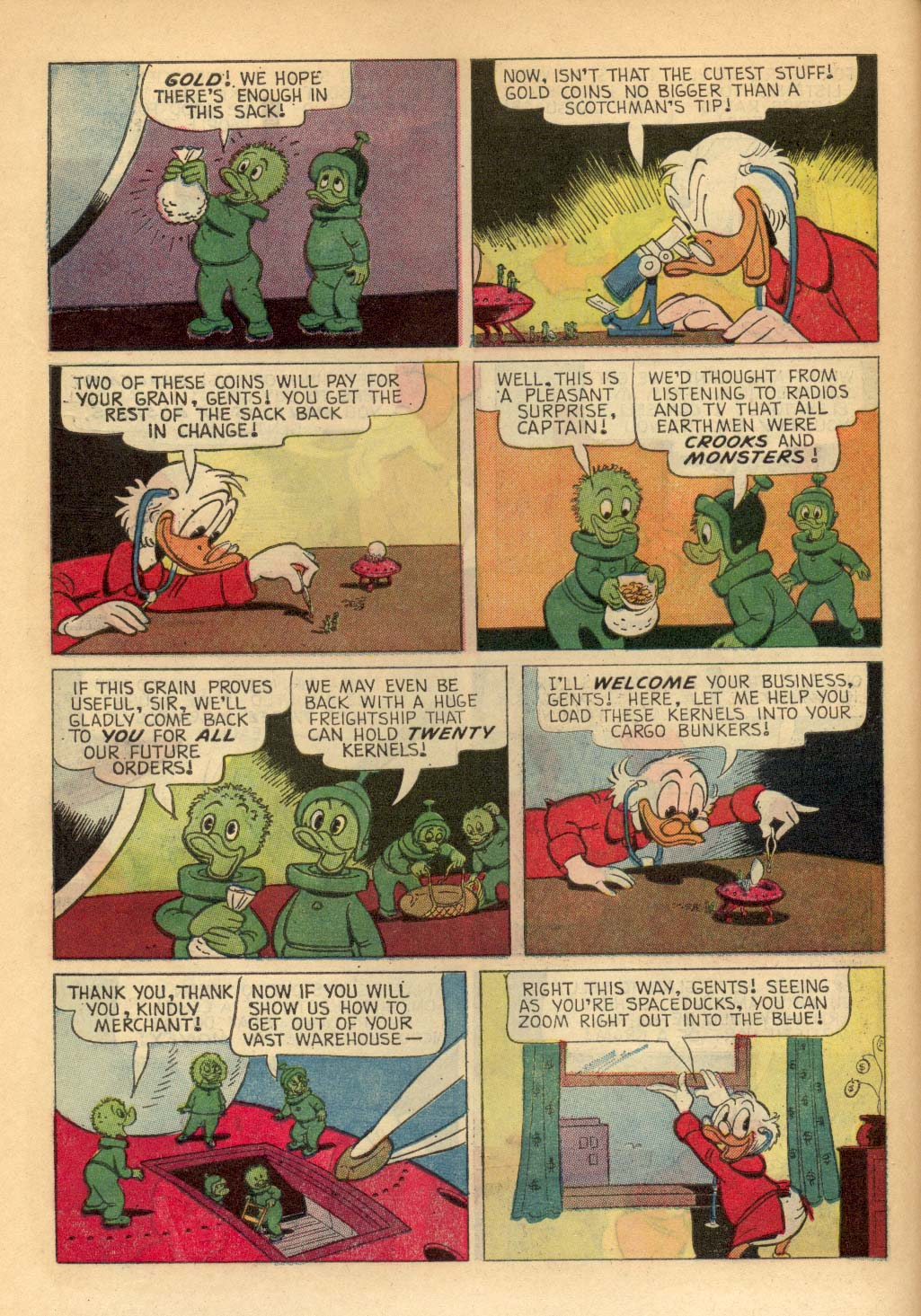 Uncle Scrooge (1953) Issue #65 #65 - English 10
