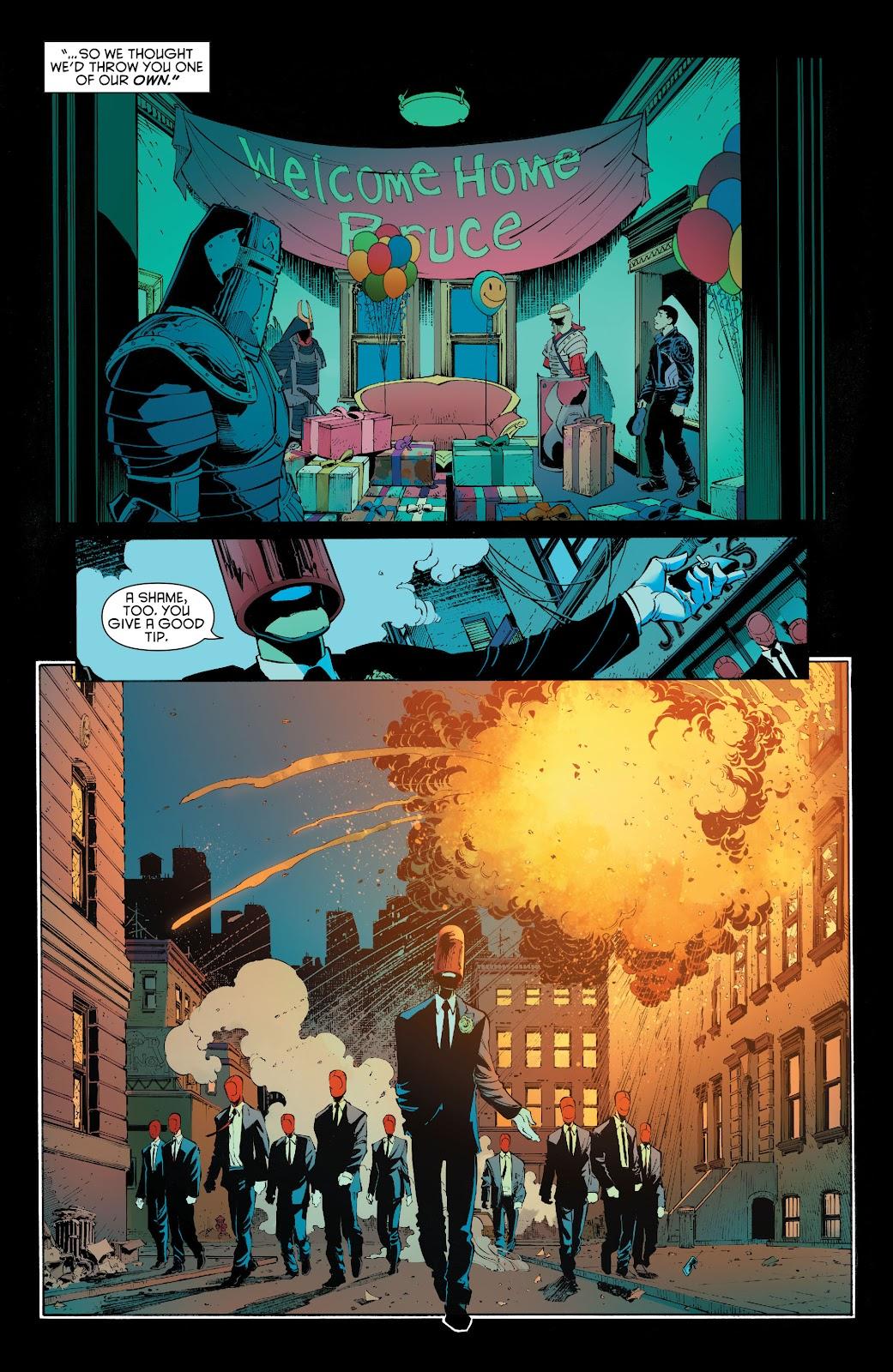Batman (2011) Issue #22 #37 - English 23