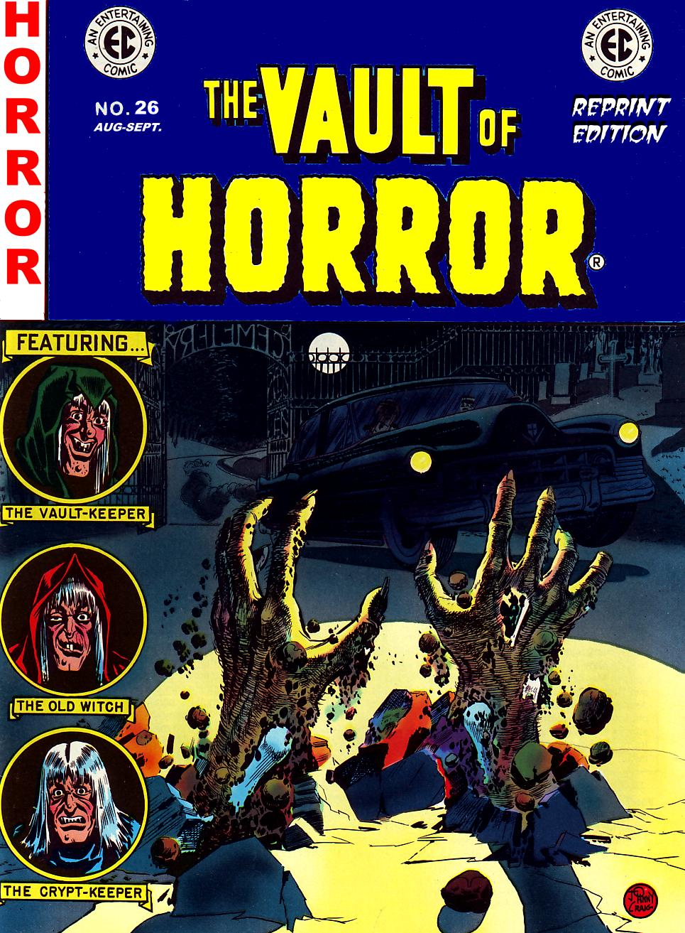 The Vault of Horror (1950) 26 Page 1