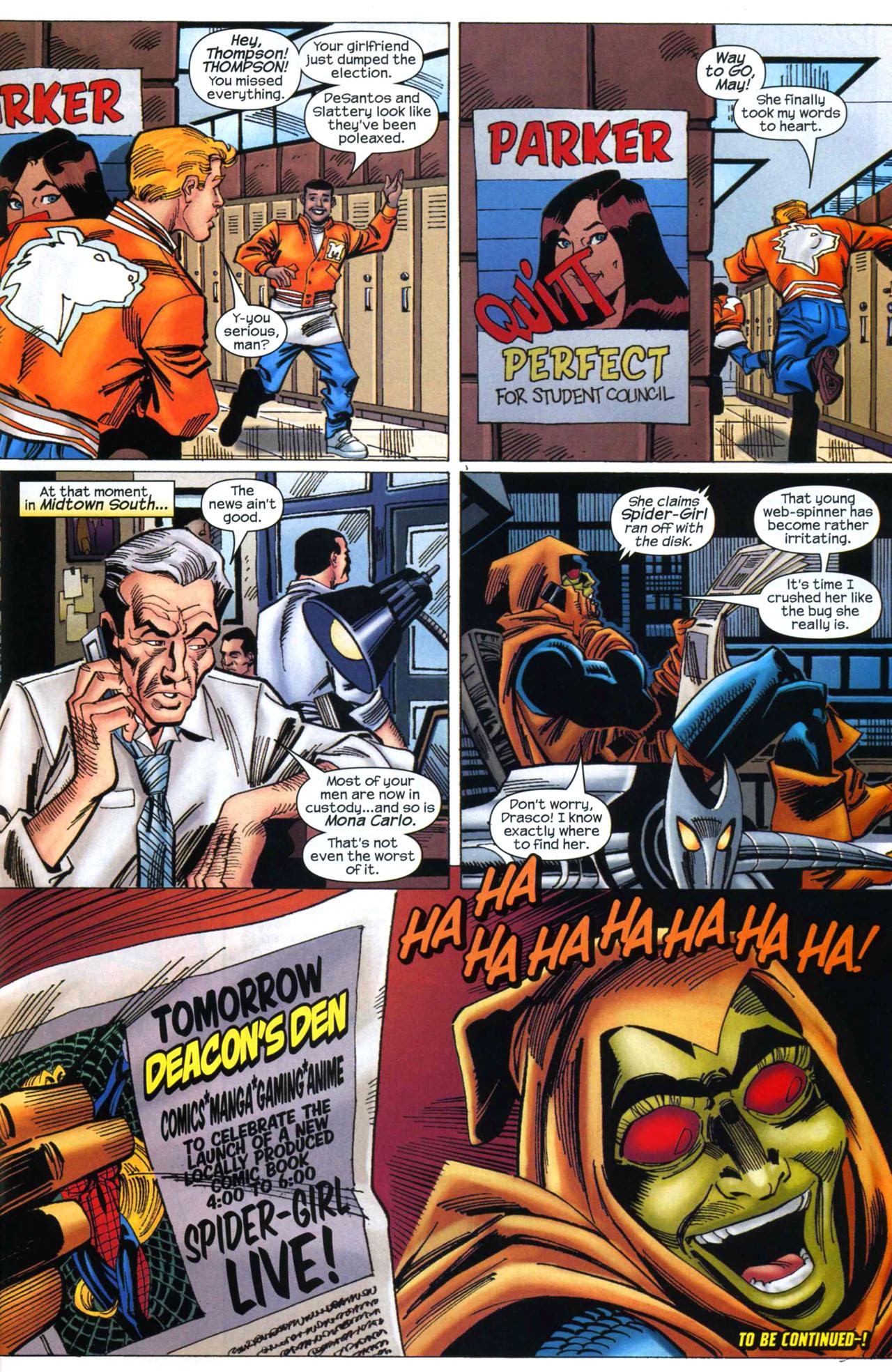 Amazing Spider-Girl #5 #26 - English 24
