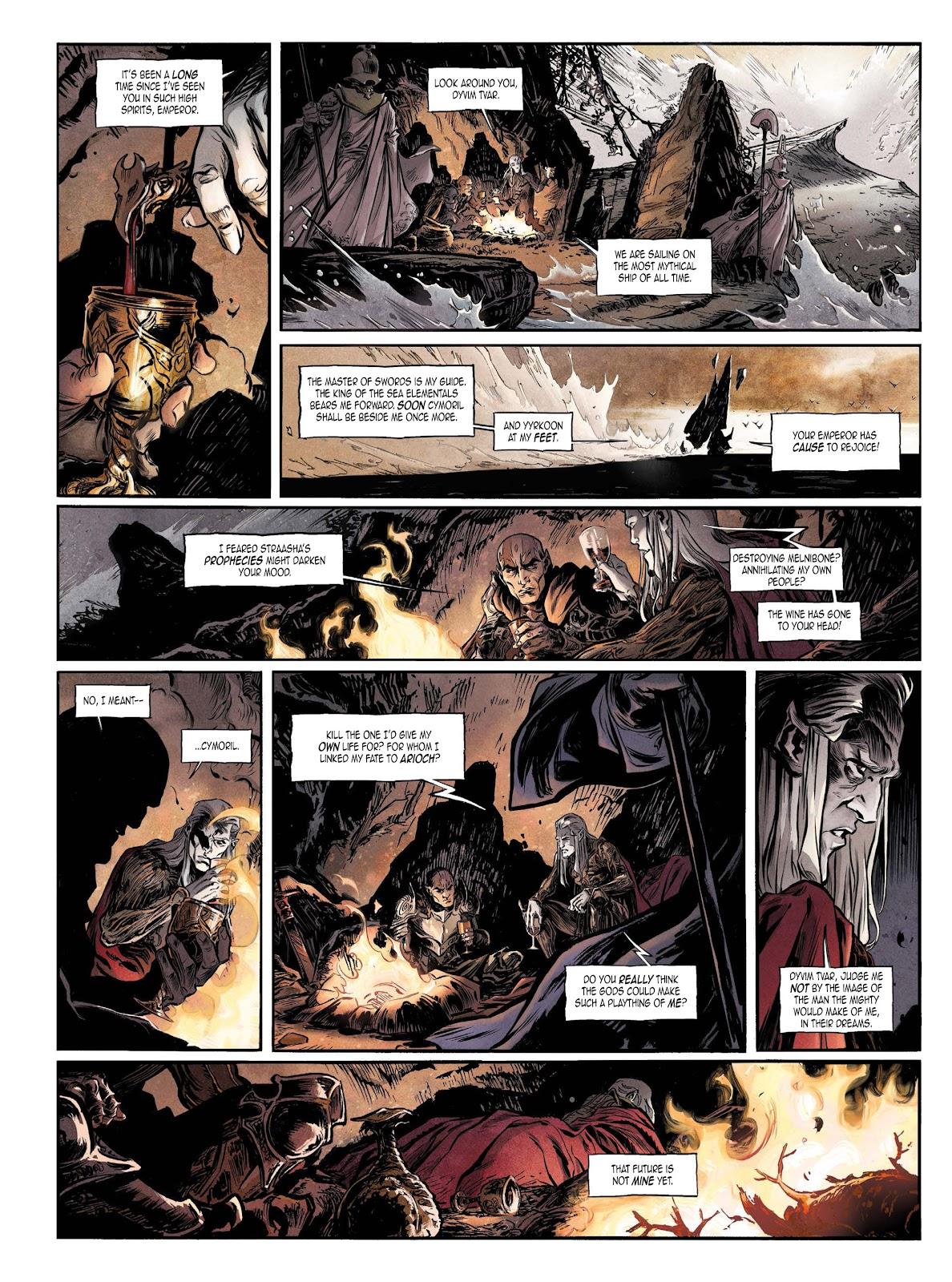 Elric (2014) TPB 2 #2 - English 26