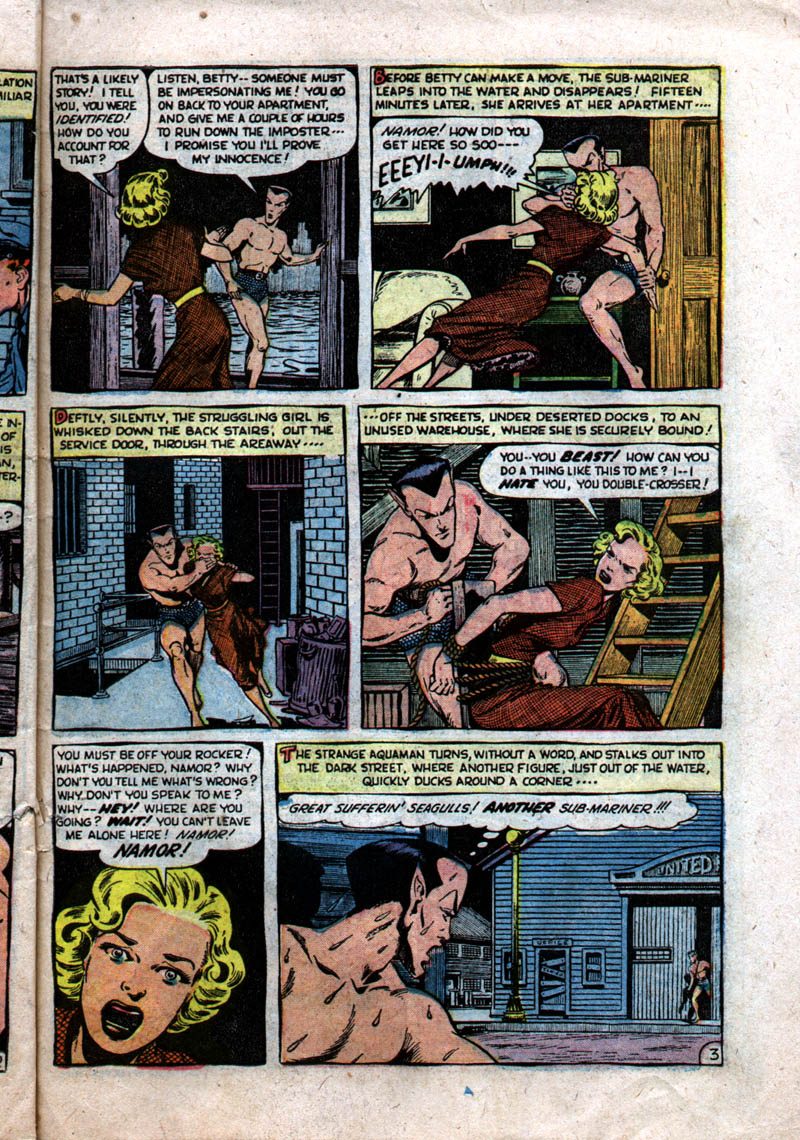 Sub-Mariner Comics #37 #37 - English 27