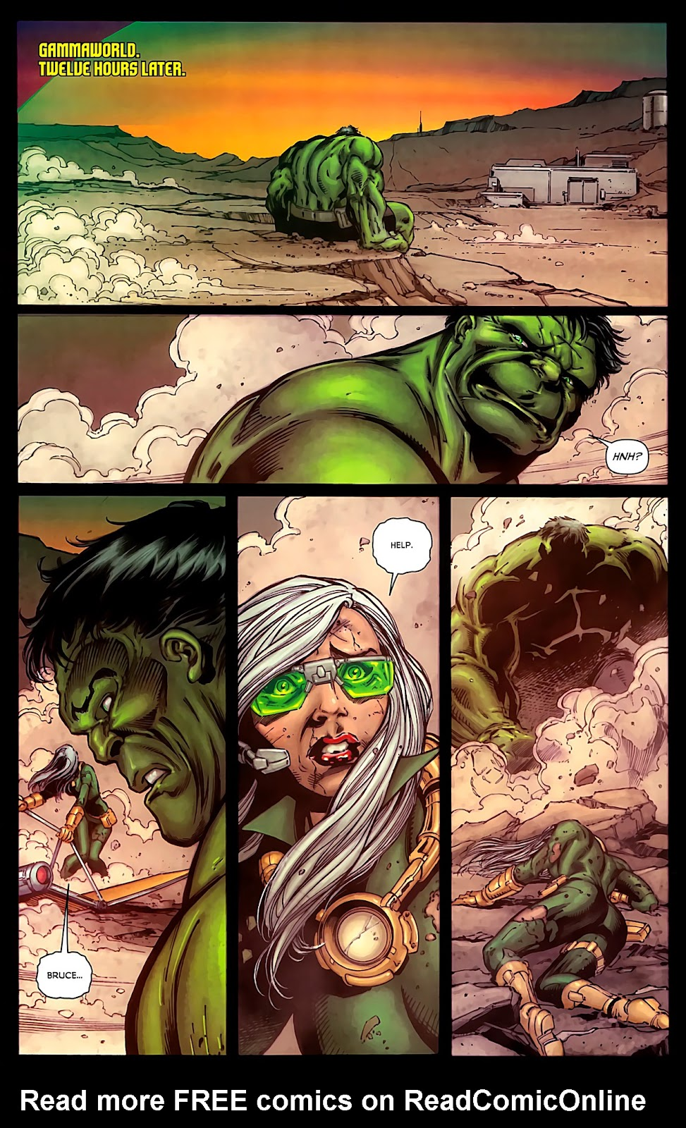 Incredible Hulks (2010) Issue #630 #20 - English 15