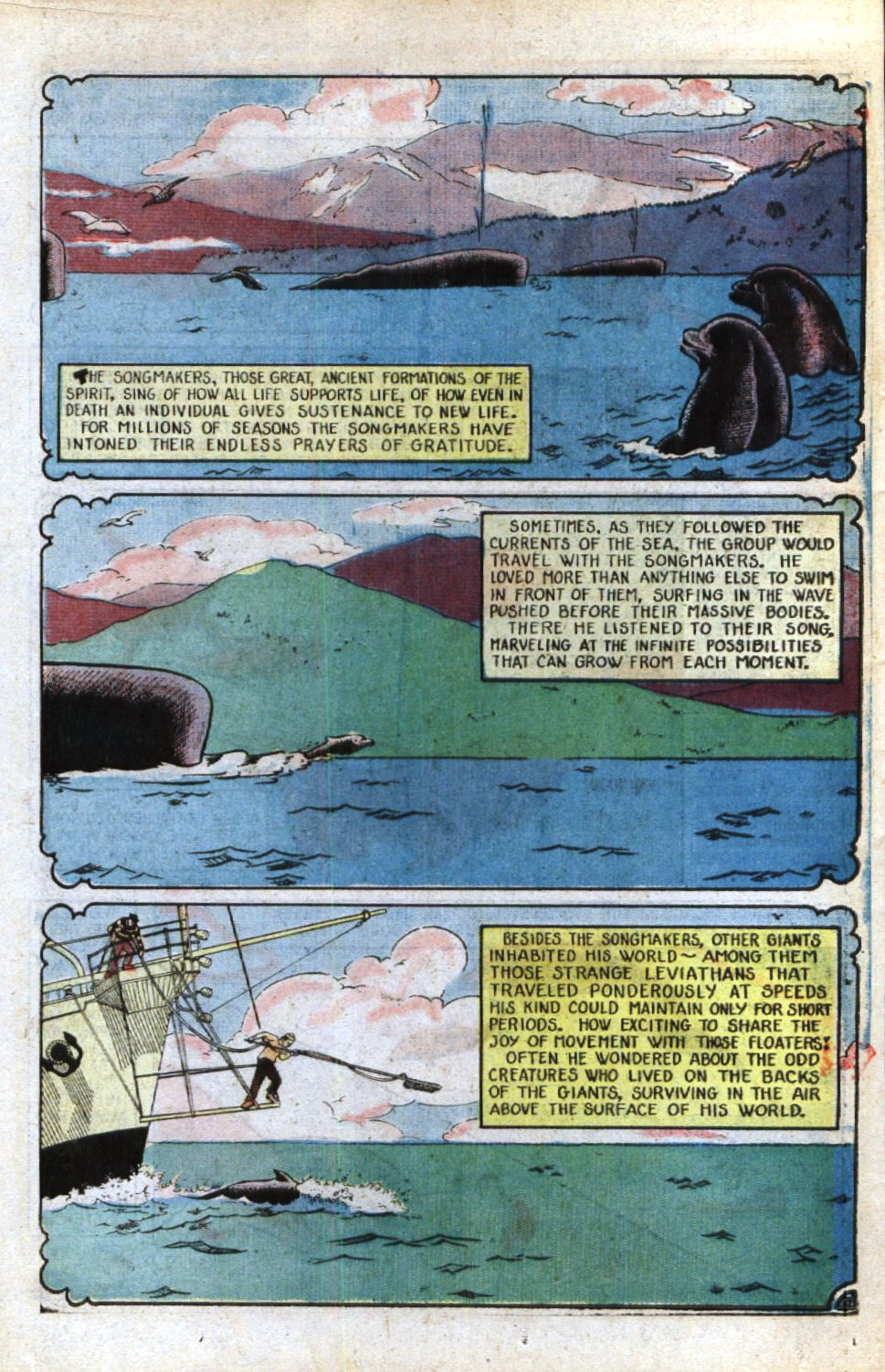 Read online Scary Tales comic -  Issue #37 - 26