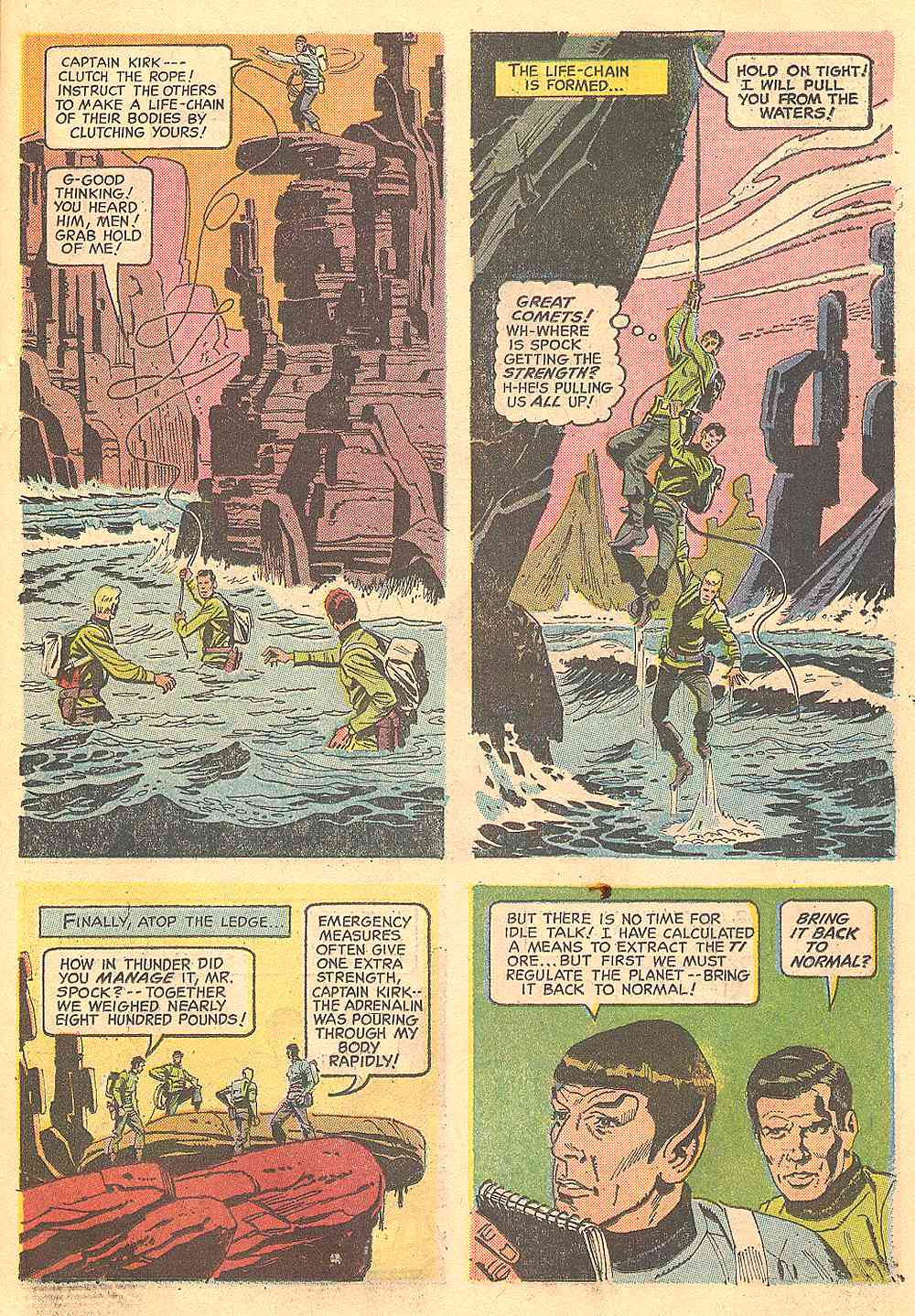 Star Trek (1967) Issue #4 #4 - English 10