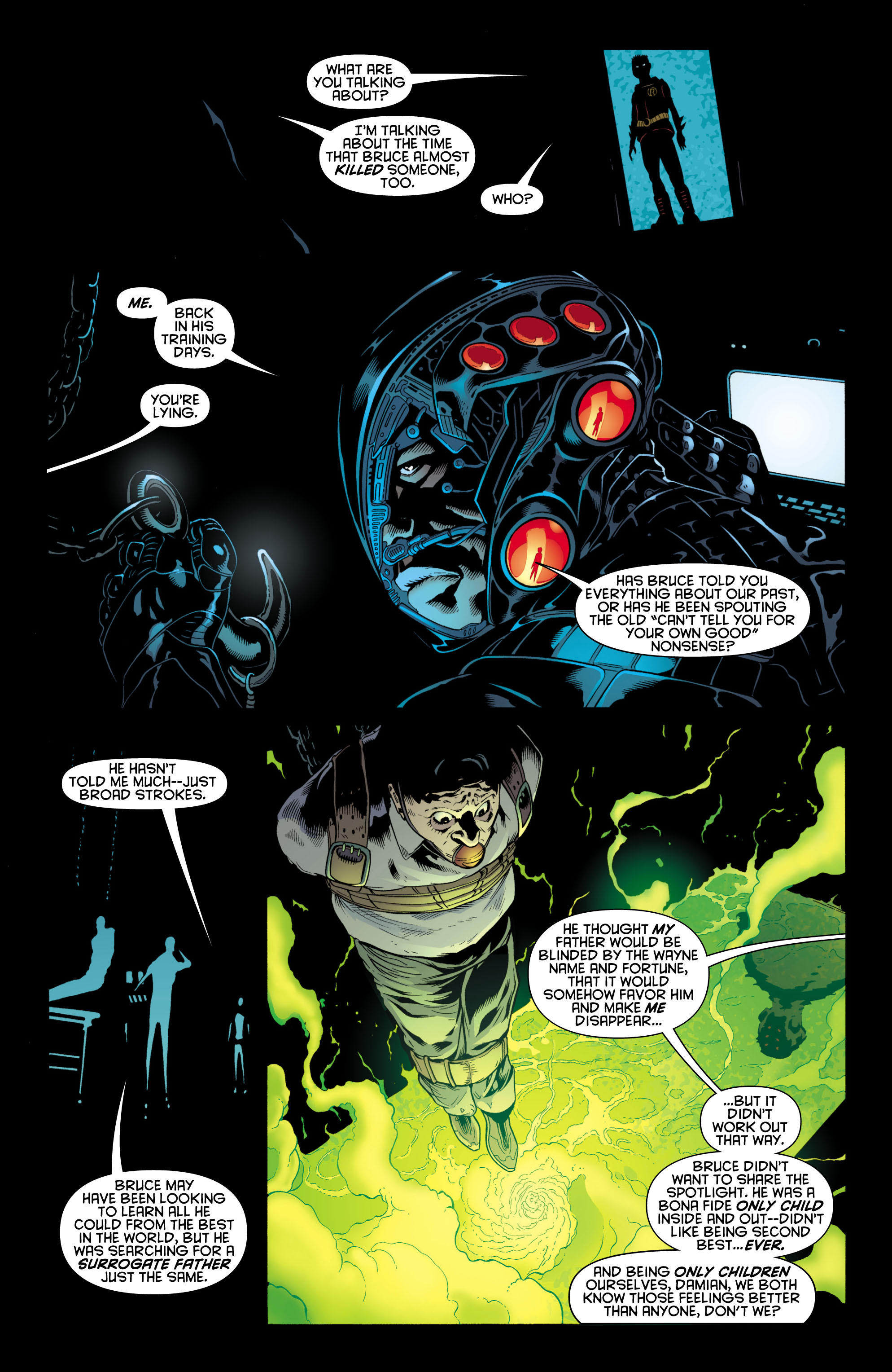 Batman and Robin (2011) chap 1 pic 127